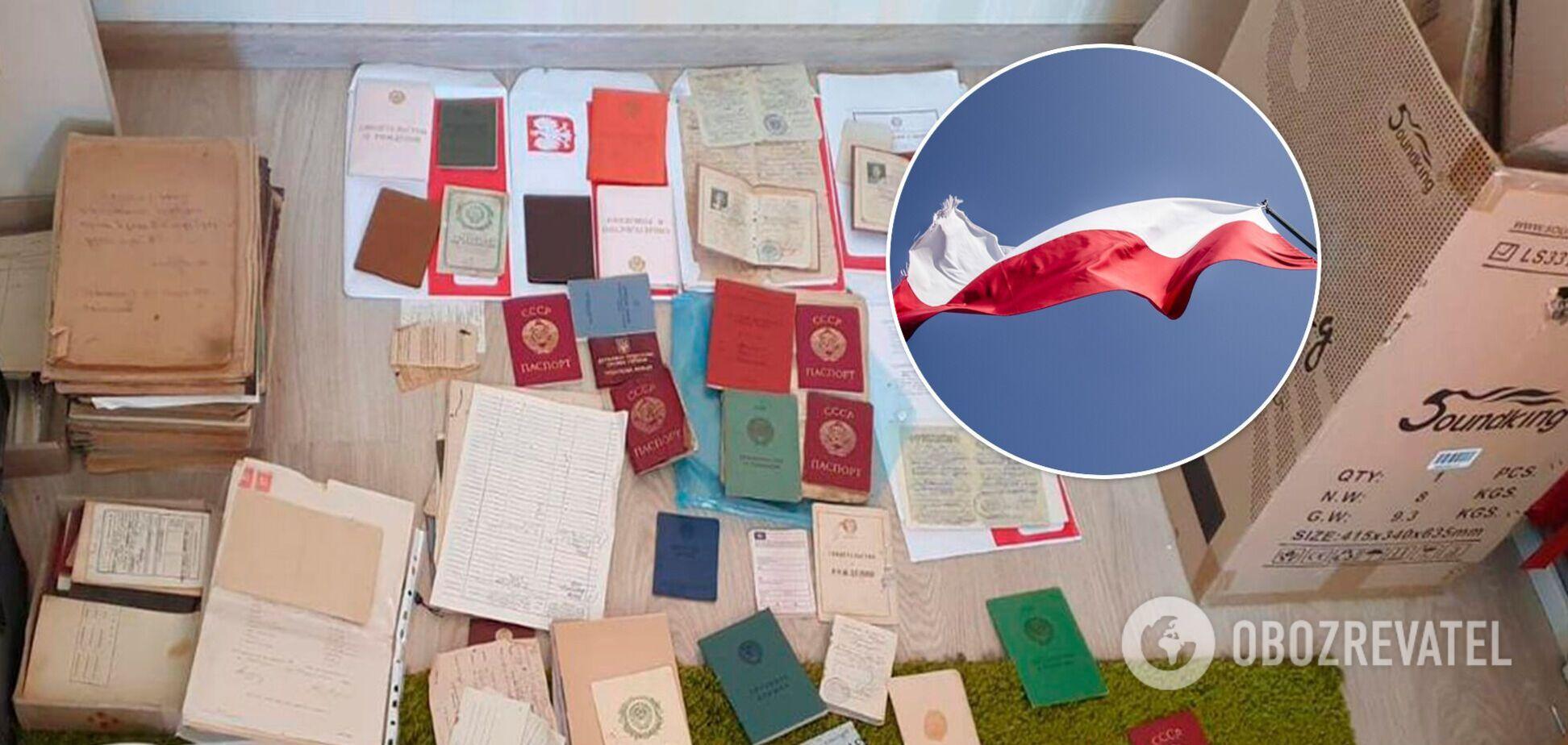 Злоумышленники в Украине продавали поддельные документы для 'Карты поляка'