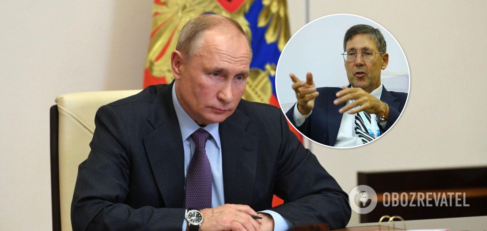 Дипломат из США рассказал, что может заставить Путина прекратить агрессию на Донбассе