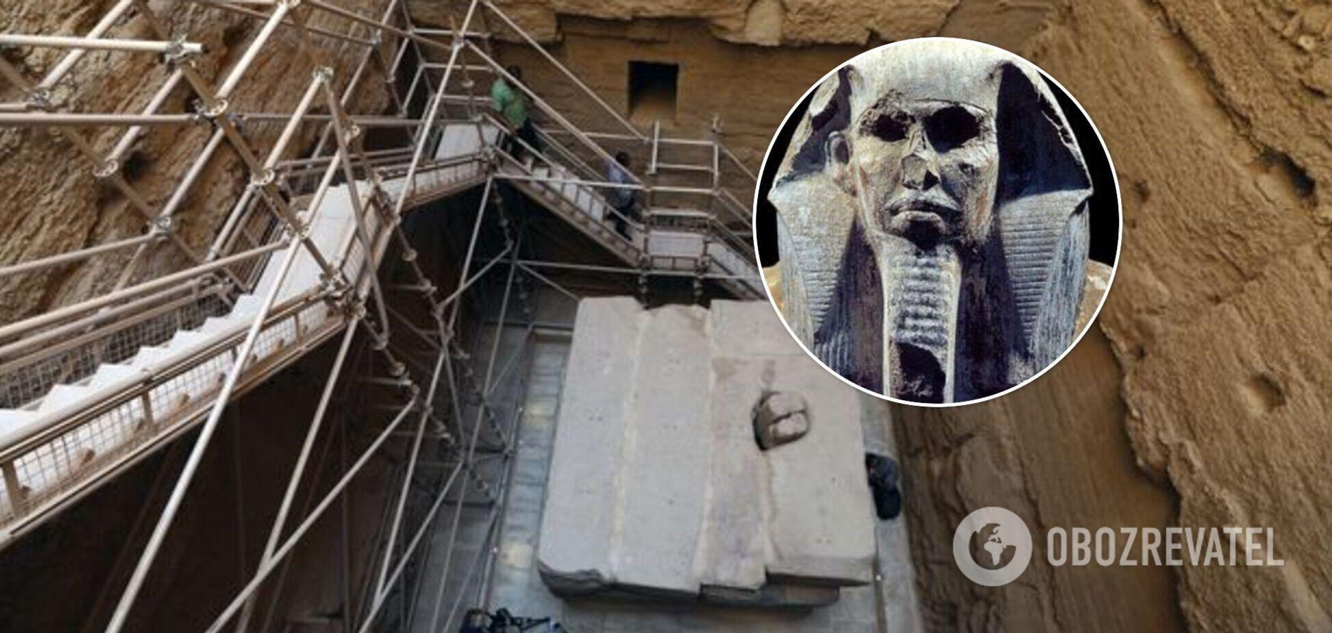 В Єгипті відкрили гробницю фараона Джосера: що там усередині