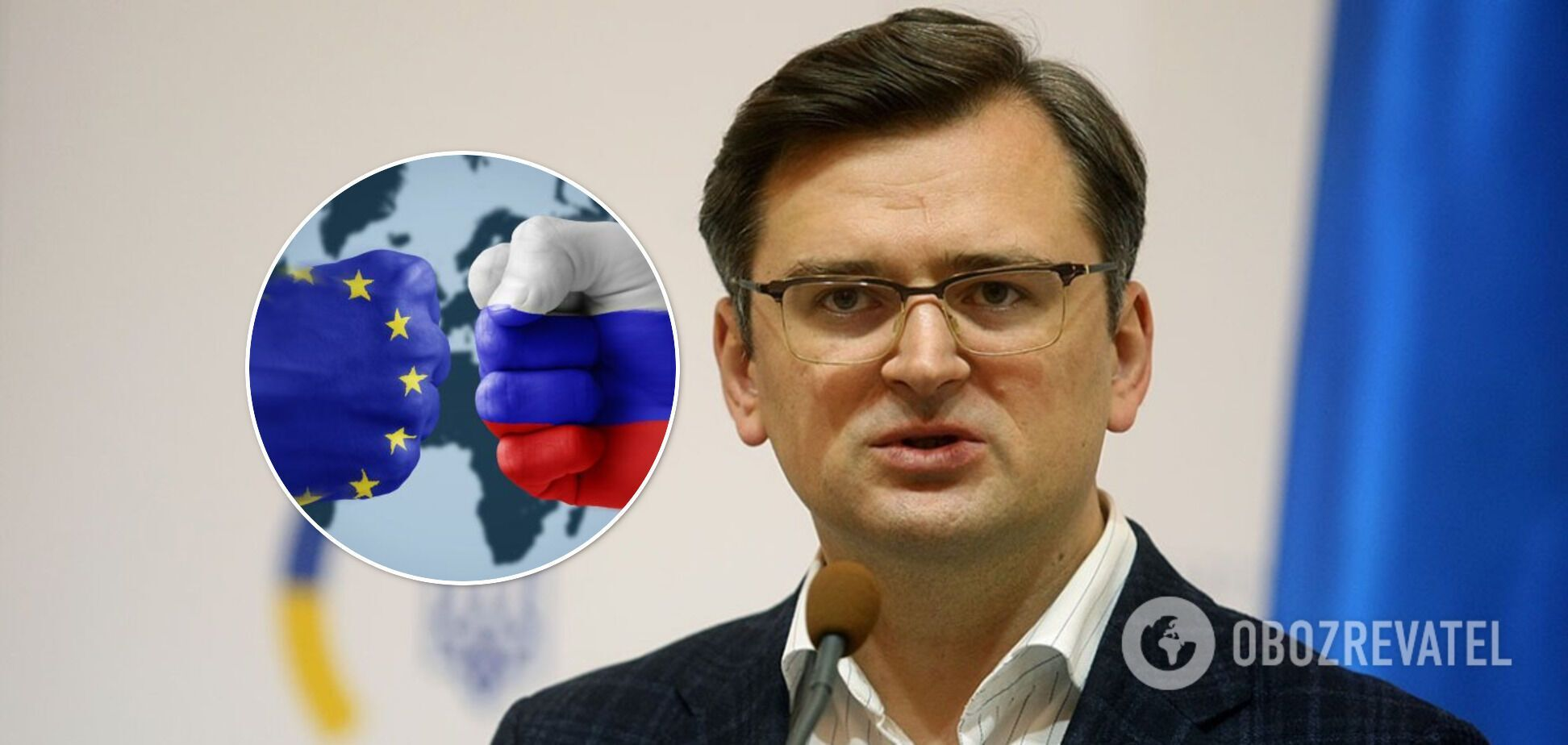В Европарламенте утвердили доклад о пересмотре отношений ЕС и России: в Украине отреагировали