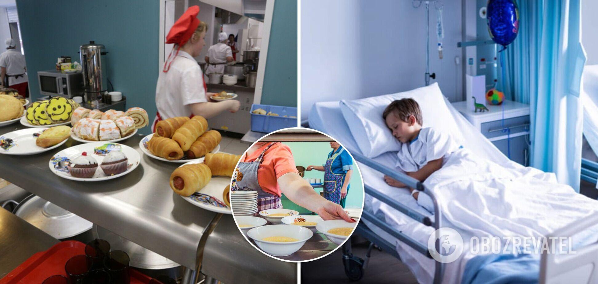 В Украине после массового отравления детей в Хмельницком решили возобновить внезапные проверки в школах