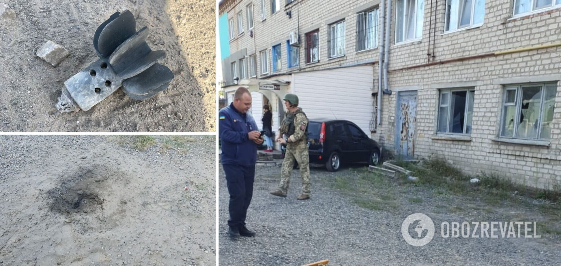 Оккупанты обстреляли Счастье, ранен руководитель военно-гражданской администрации. Фото