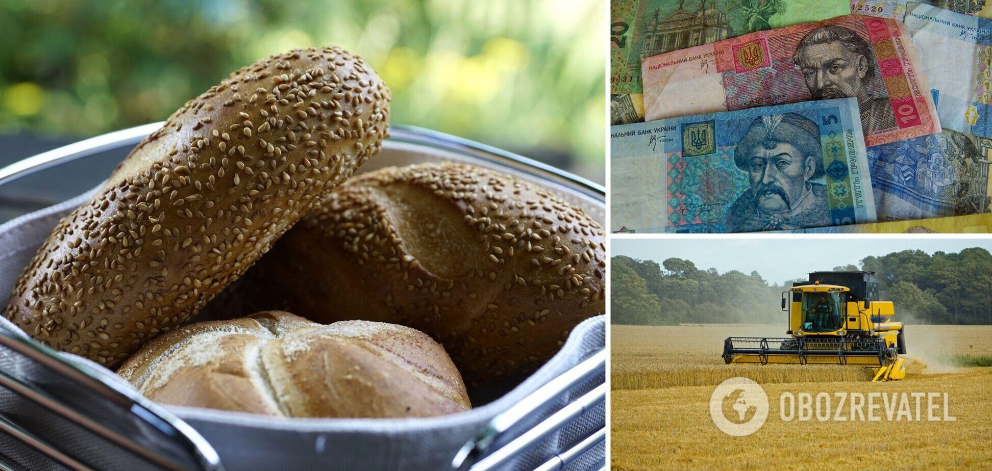 Цены на хлеб в Украине не снизятся