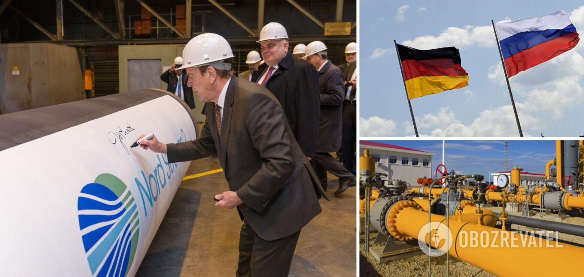 Запуск 'Северного потока-2': в РФ и Германии назвали сроки