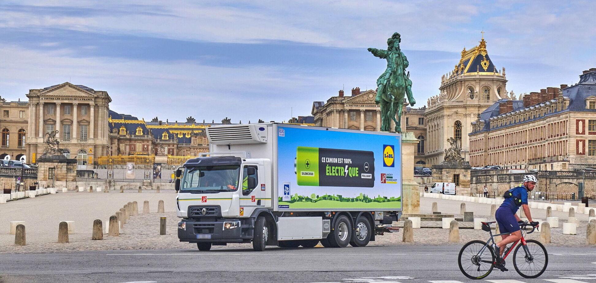 Renault Trucks розширила лінійку вантажівок на електротязі
