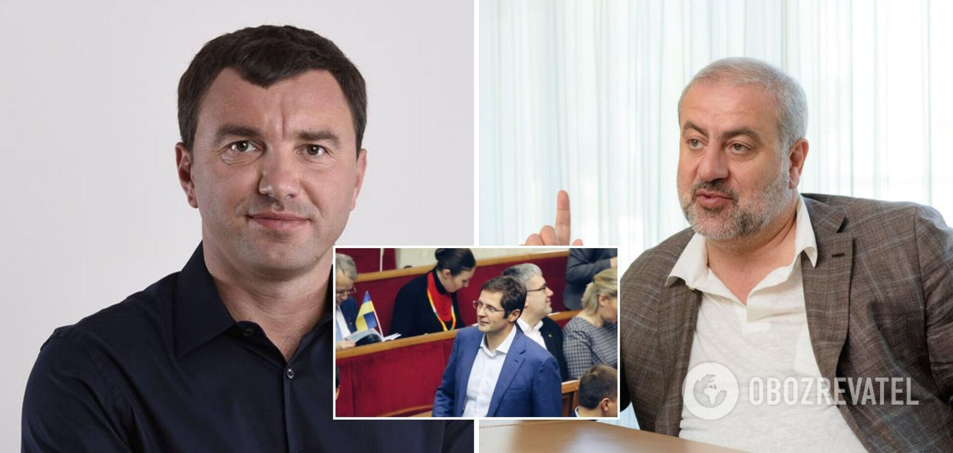 Нардеп Іванчук з партнером Гранцем почали 'чорну' кампанію проти депутата-опонента
