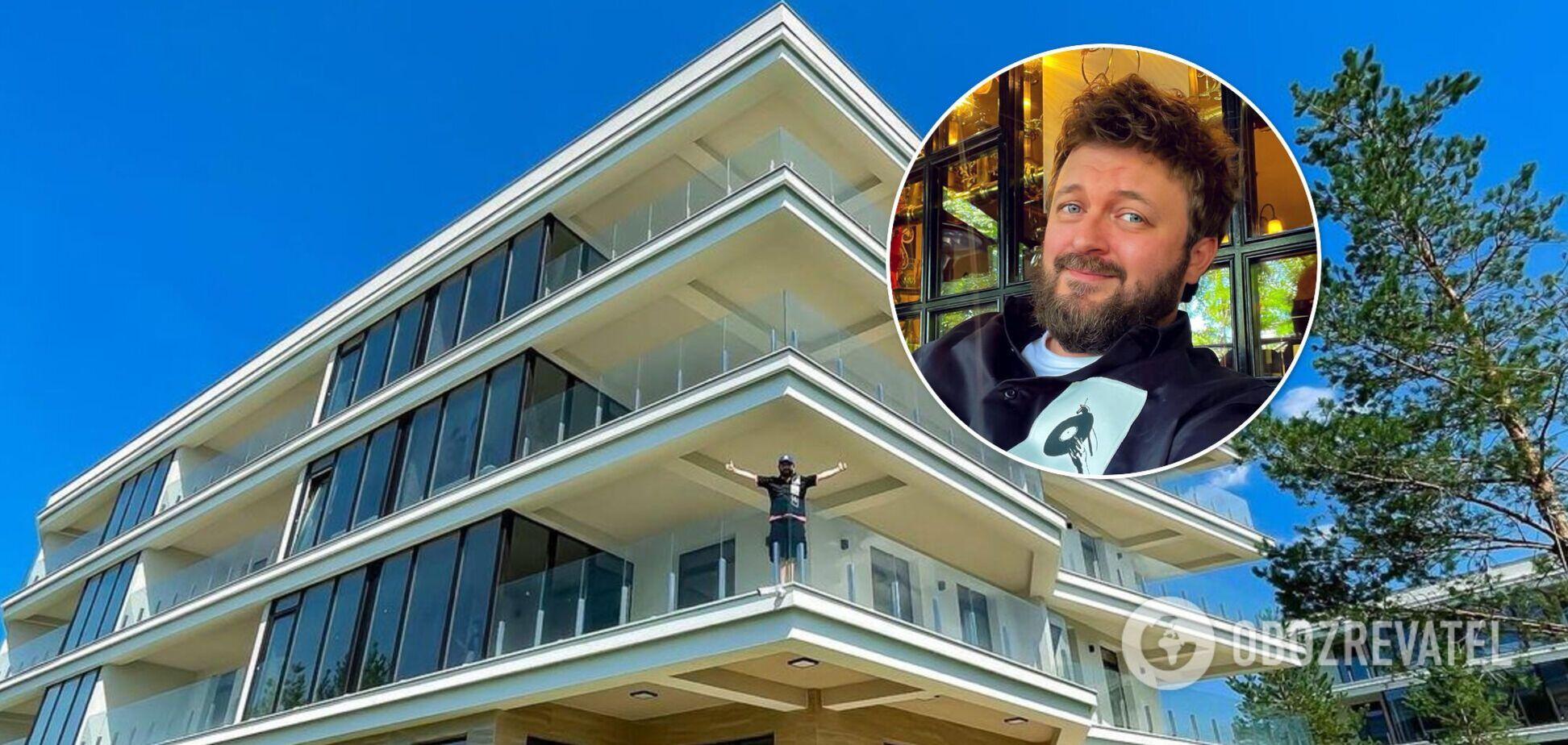 DZIDZIO подарил бывшей жене квартиру под Киевом: 150 кв. м с видом на озеро. Фото