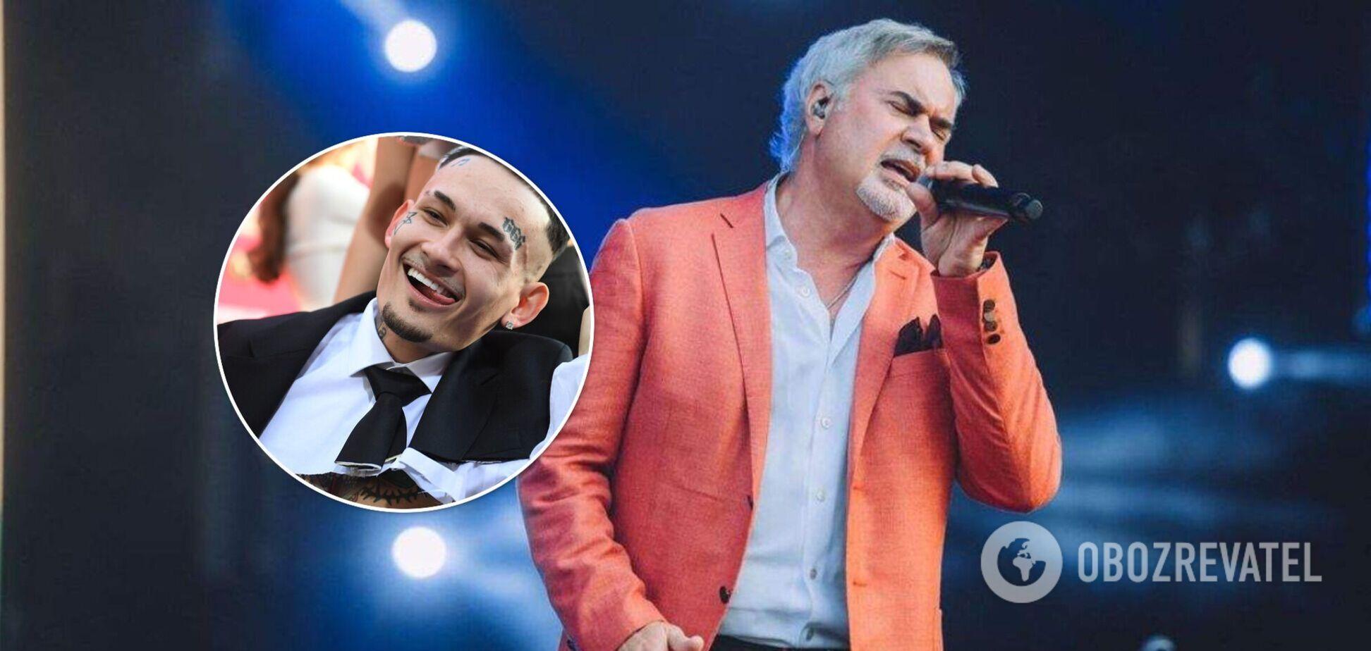 Валерій Меладзе розповів про повагу до Моргенштерна і чи готовий з ним заспівати. Відео