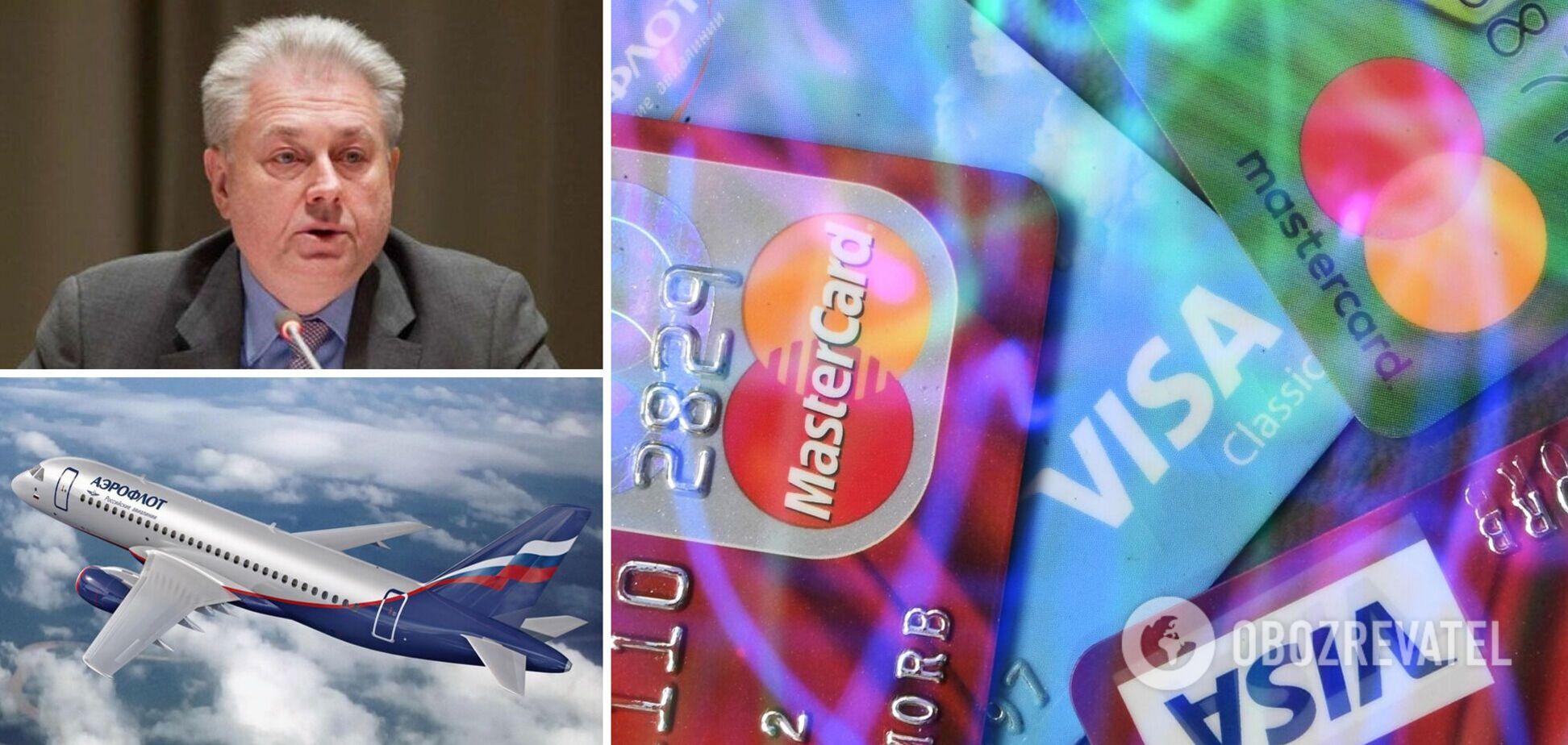 Ельченко прогнозирует отключение России от SWIFT