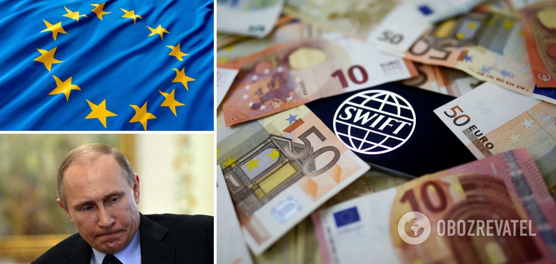Отключение РФ от системы приведет к параличу экономики