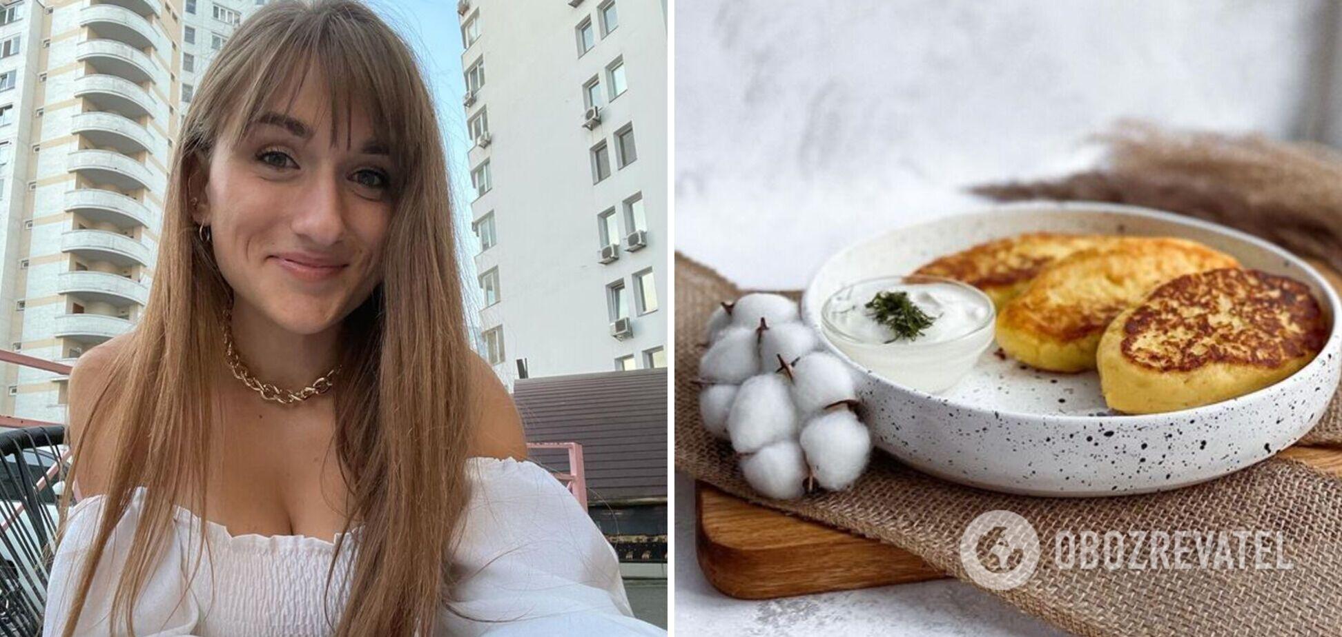 Даша Євтух поділилася рецептом грибних зраз