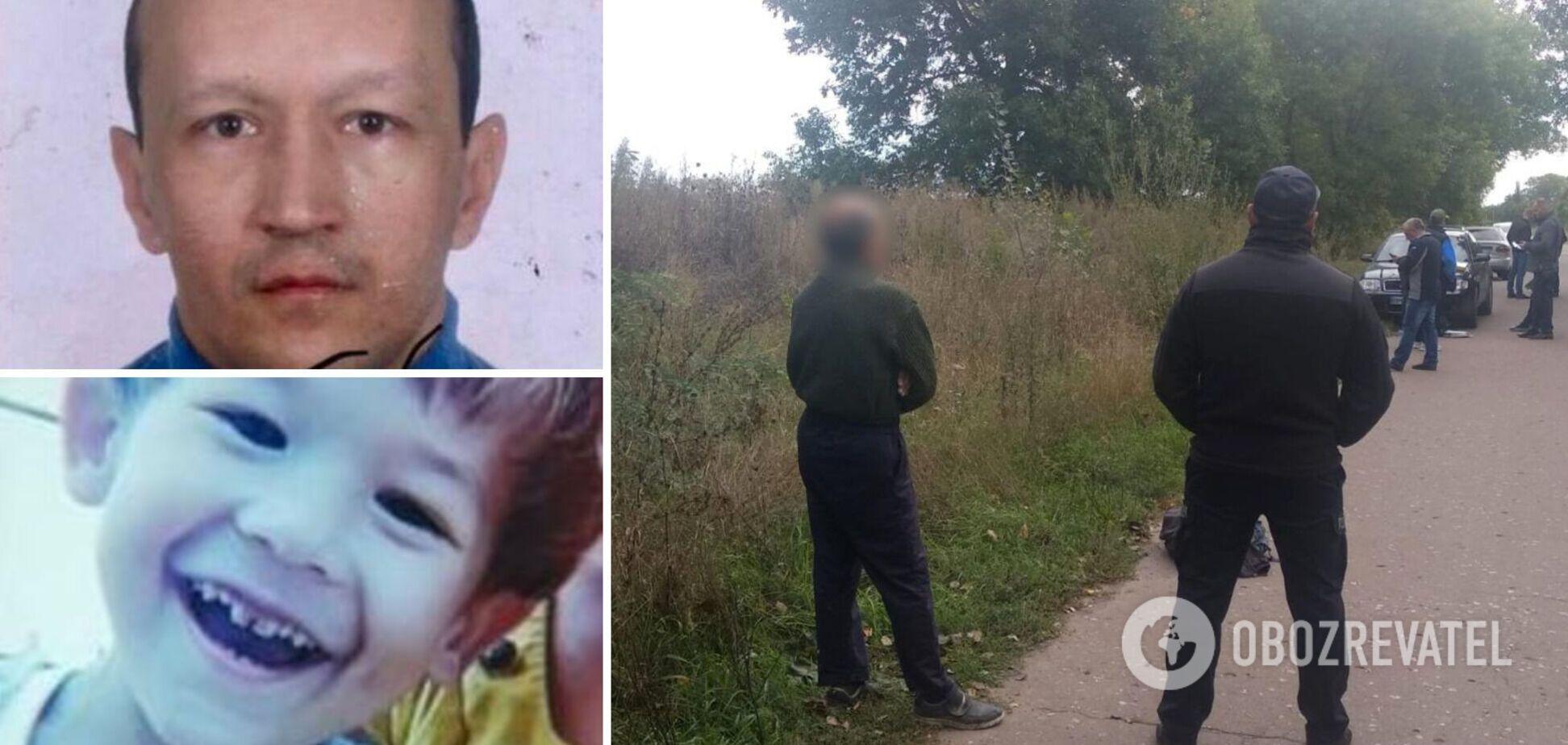 Отец заявил, что отомстил за младшего сына: выяснились новые детали убийства ребенка на Сумщине