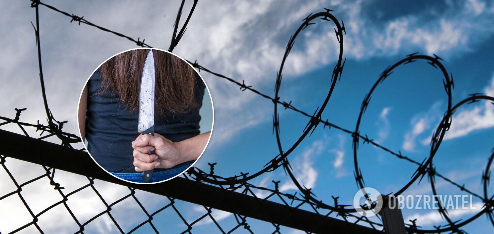 Жінці загрожує 15 років в'язниці за вбивство
