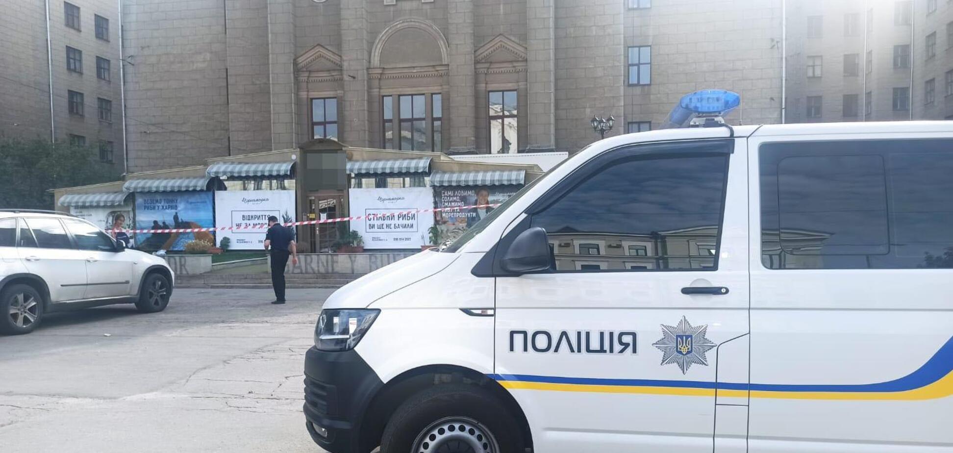 В Харькове найден застреленным бизнесмен