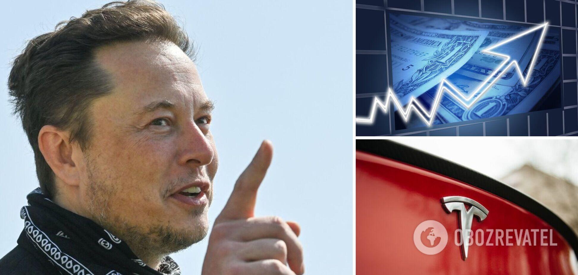 Маск возглавляет рейтинг богатейших людей мира