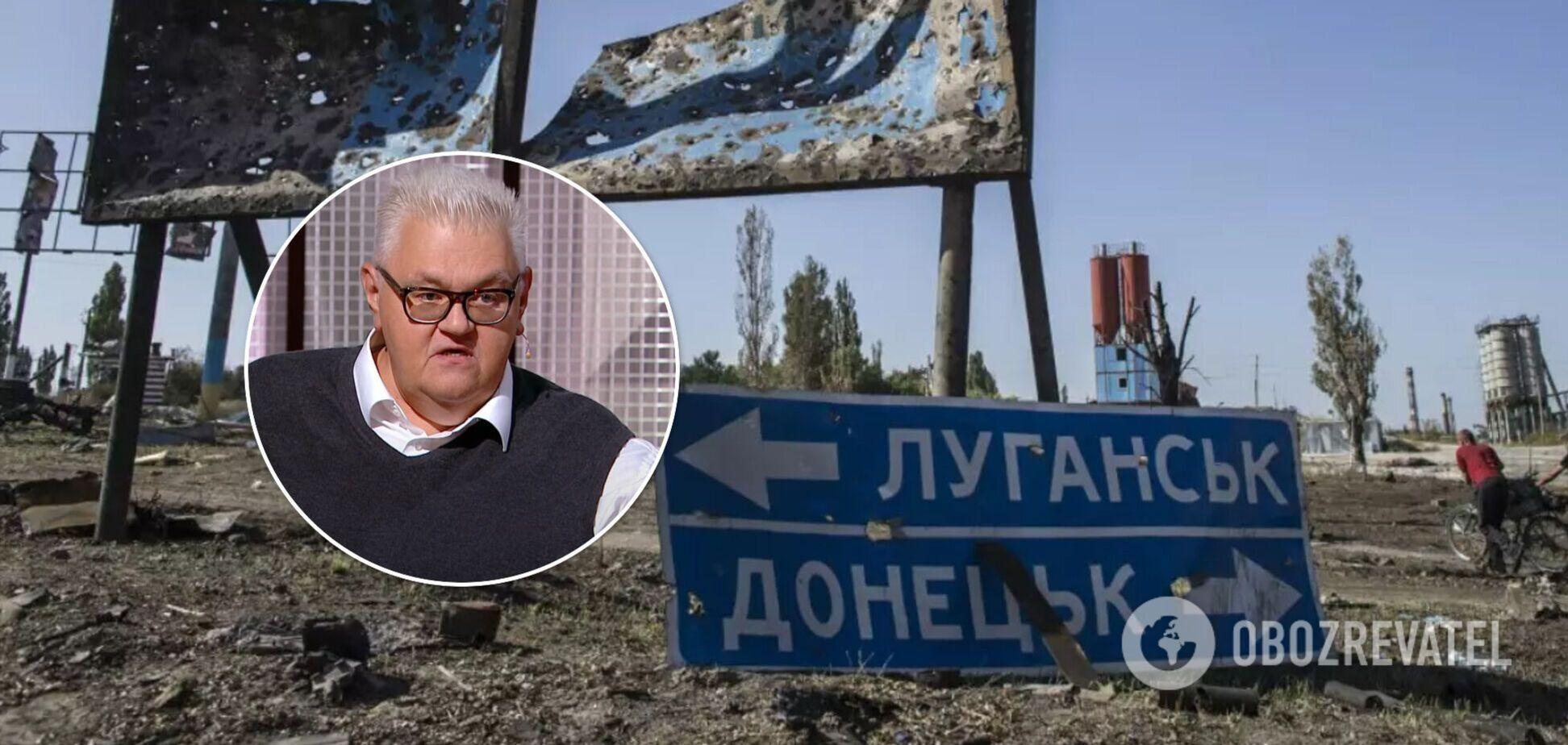Україна може організувати електронне голосування для громадян в ОРДЛО, – Сивохо