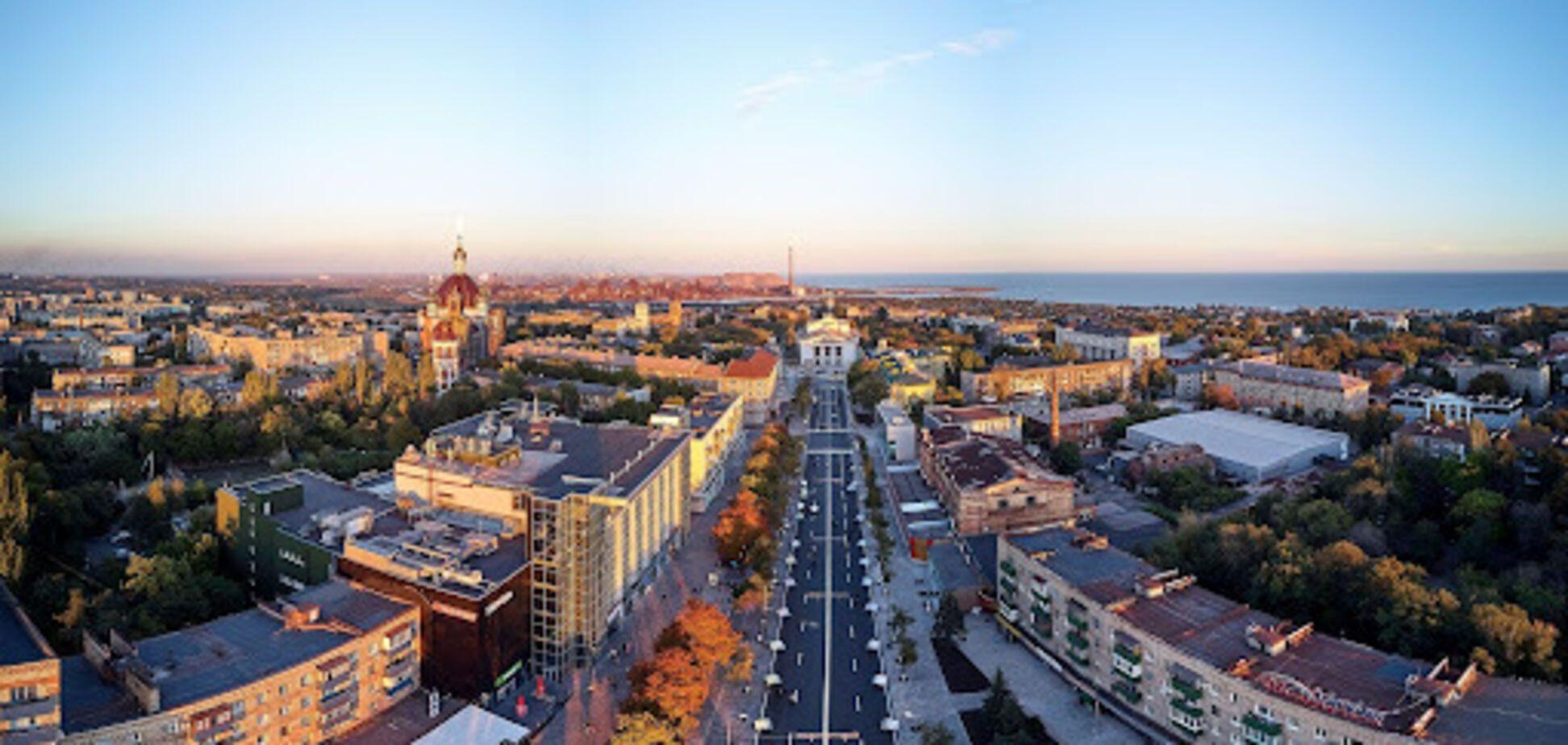 Маріуполь потрапив у десятку найкращих міст України