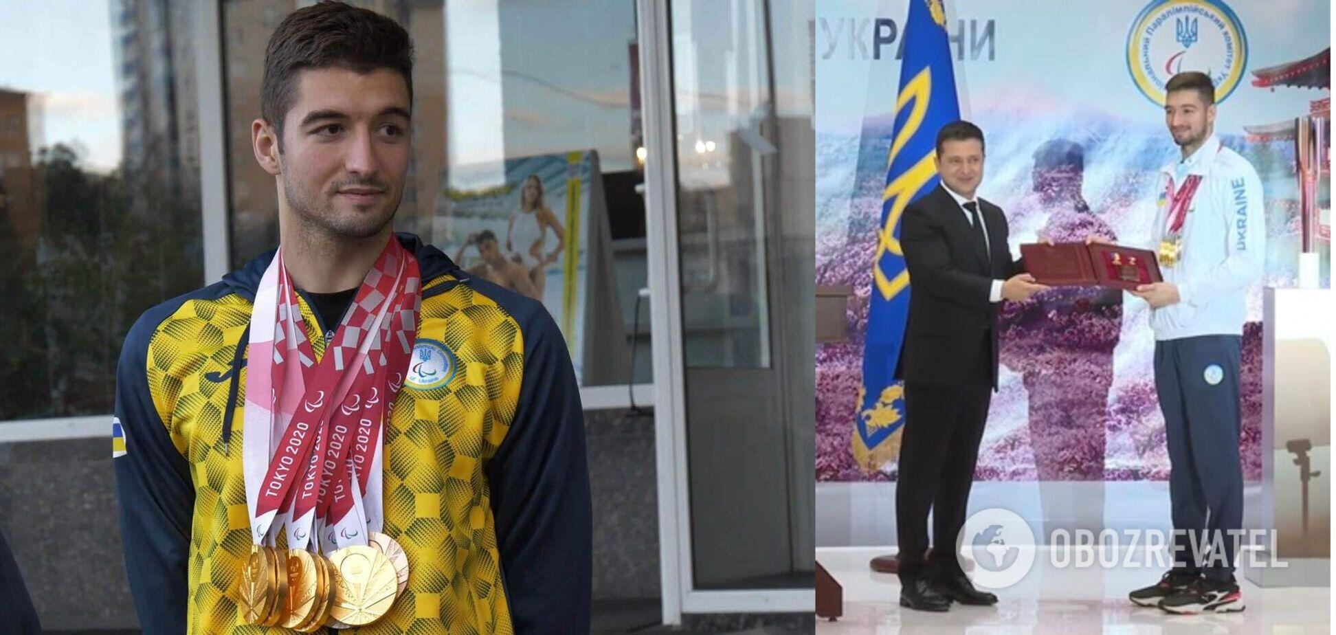 Максиму Крипаку присвоили звание Героя Украины