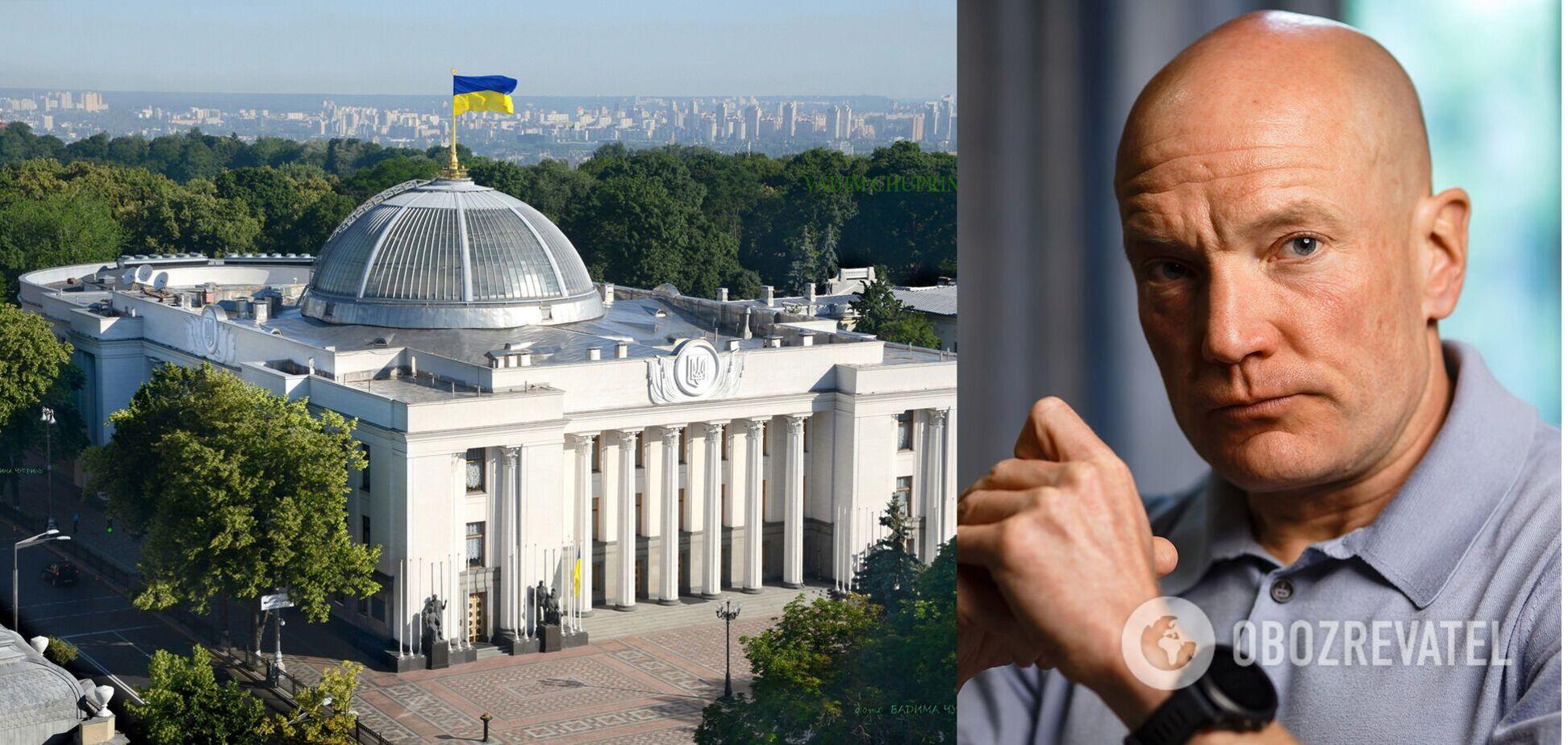 Томаш Фіала висловився про закон про олігархів