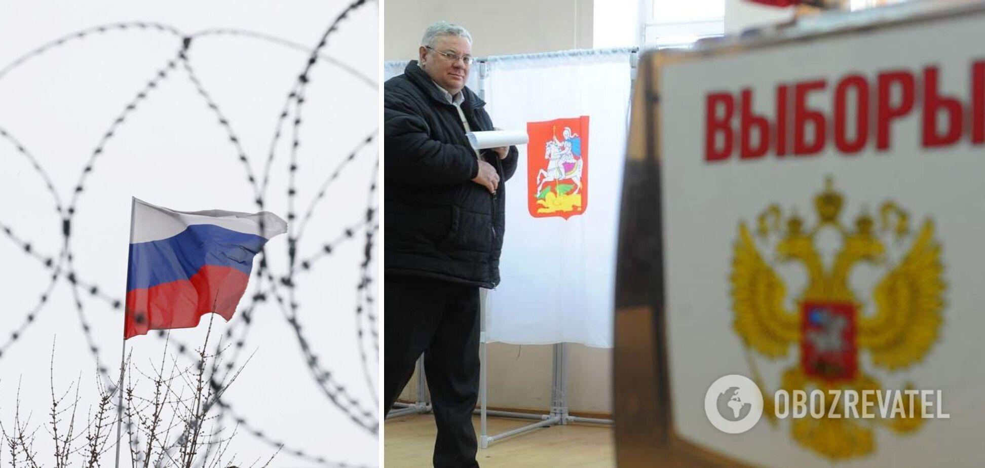 Новини Кримнашу. 'Твоя думка залишилася в Україні: прийдеш, проголосуєш, сфотографуєш і мені покажеш (с)'