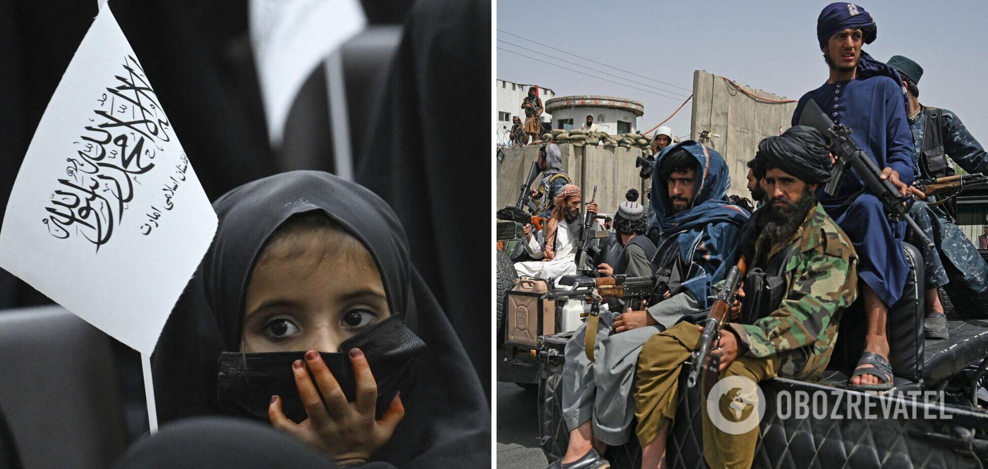 Таліби заборонили дівчаткам вчитися в школах