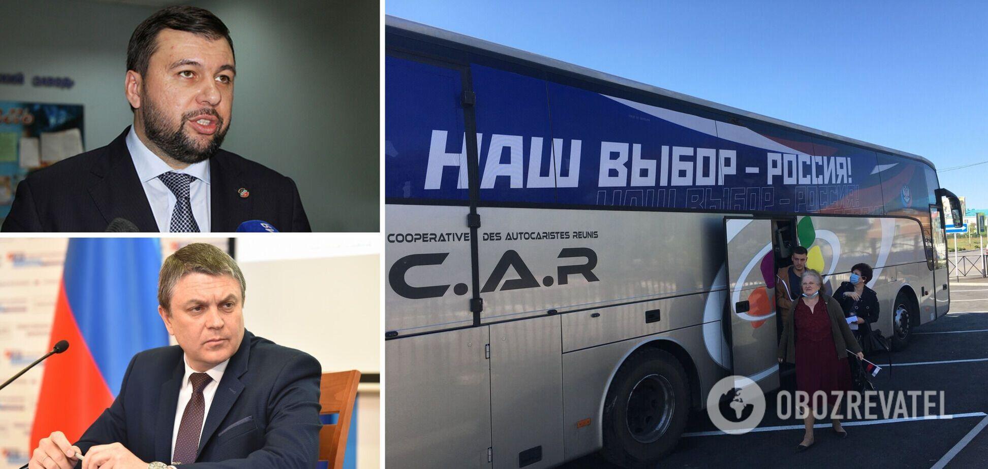 Пушилин и Пасечник попали в ловушку с выборами в РФ: Казанский отметил нюанс