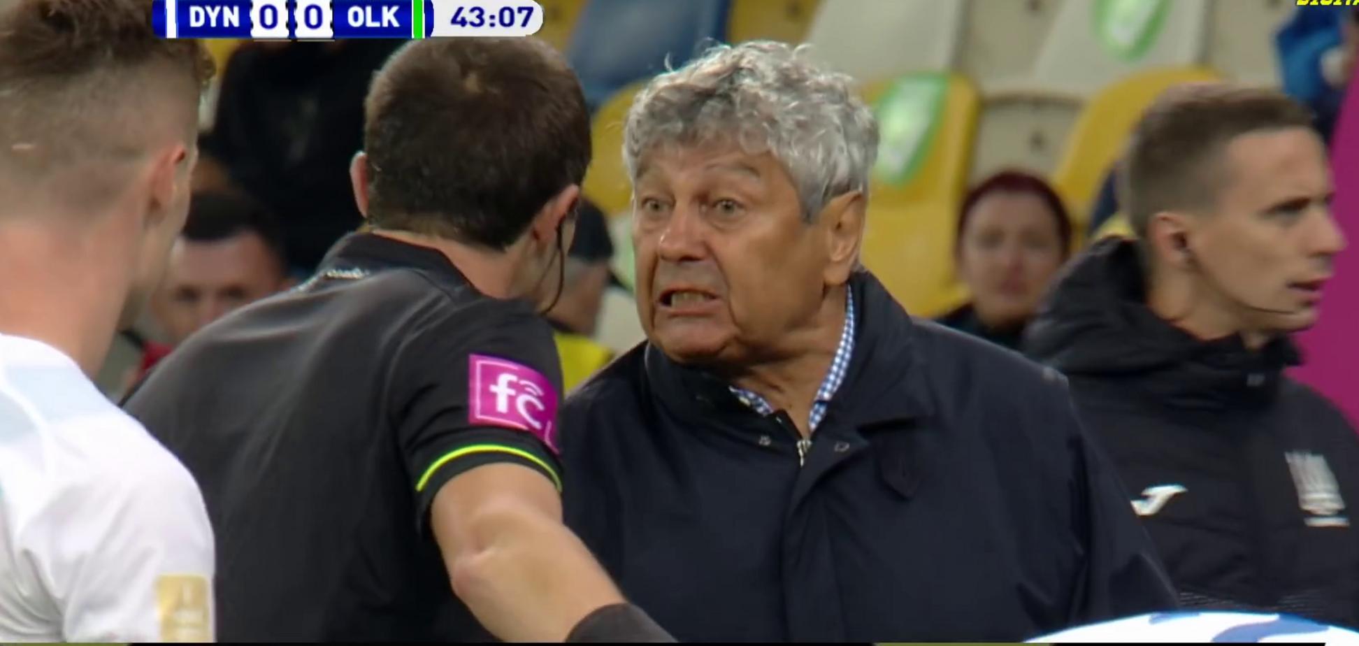 Мирча Луческу не сдержал эмоций
