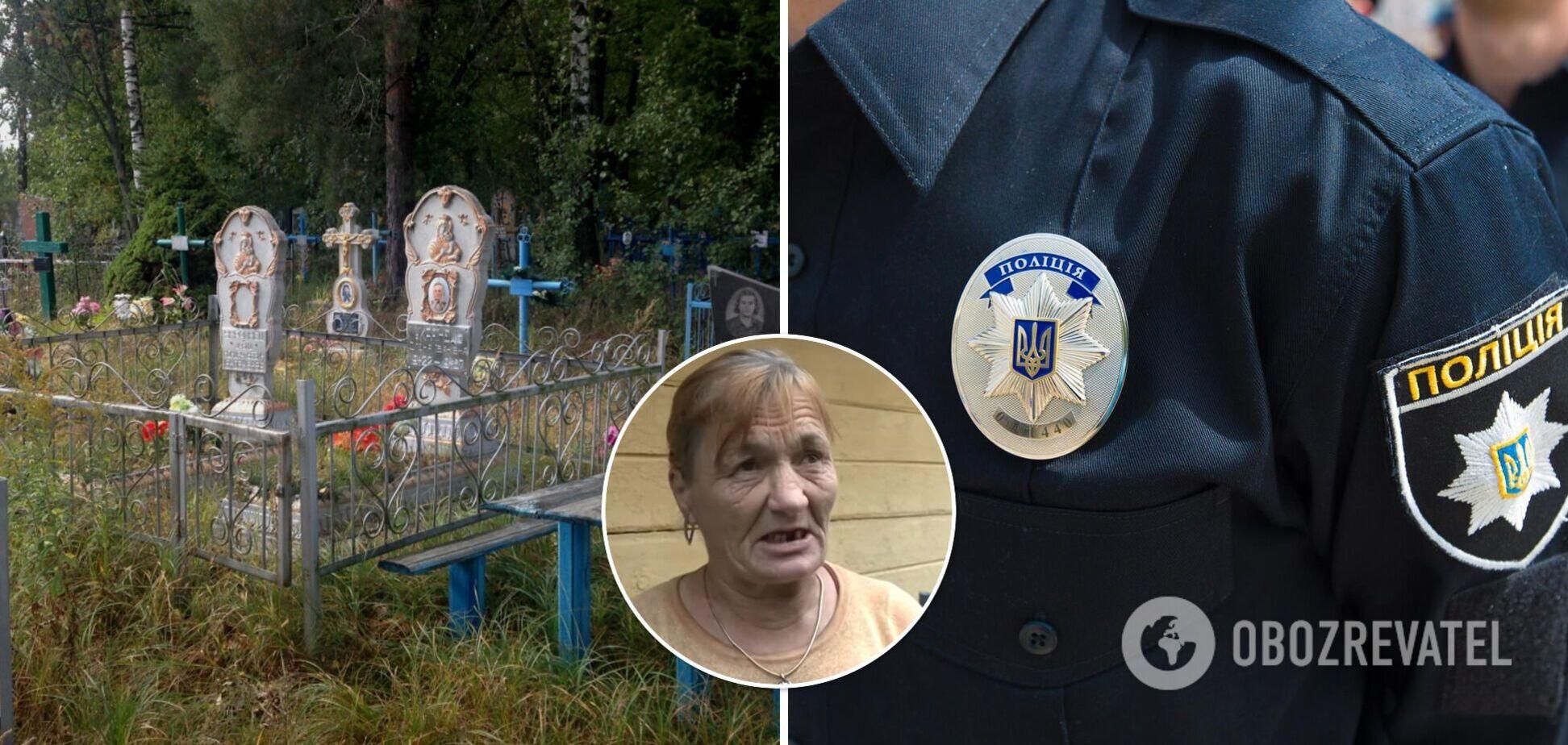На Волині жінка, яку поховали 4 місяці тому, повернулася додому