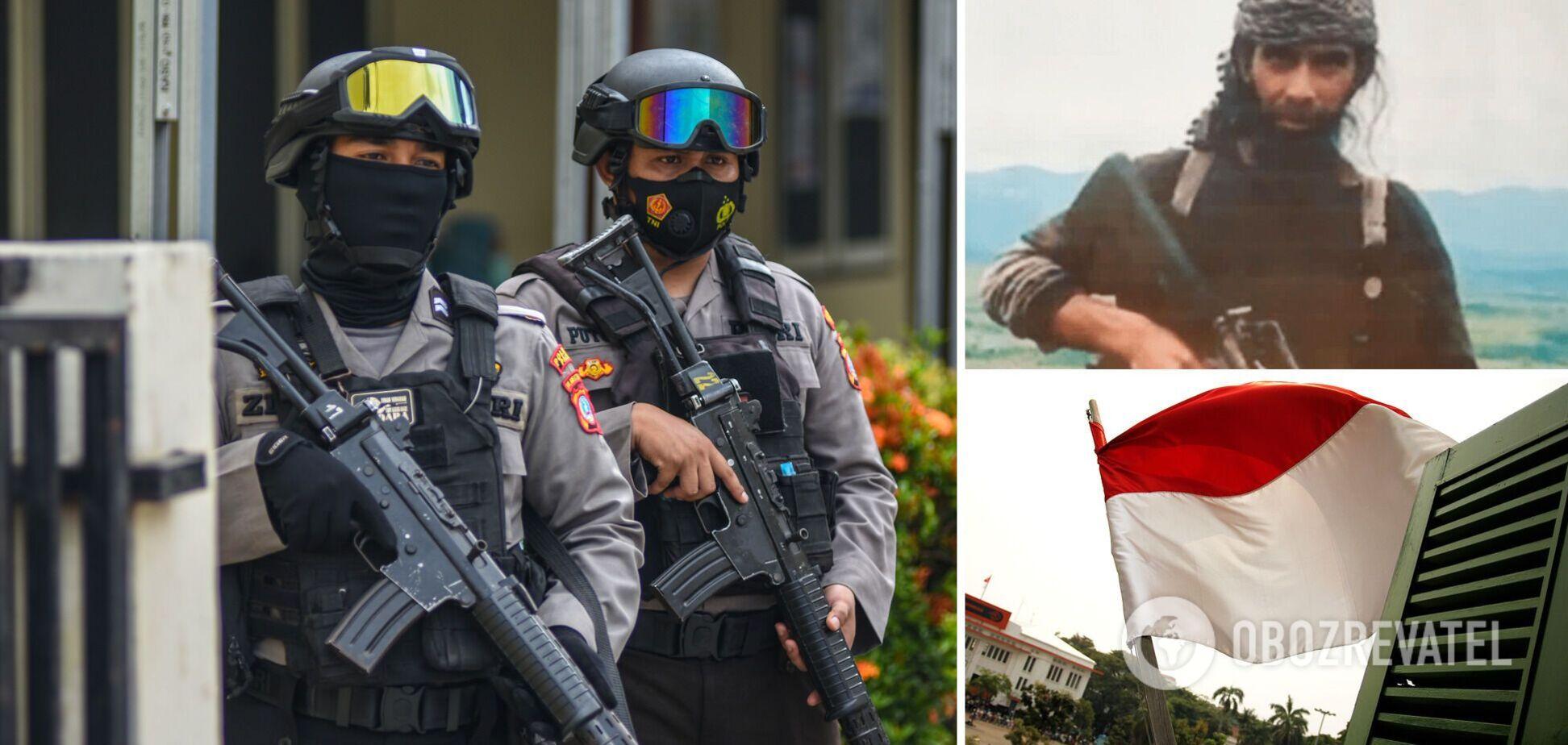 Ліквідовано найбільш розшукуваного бойовика Індонезії з угруповання, пов'язаного з ІДІЛ