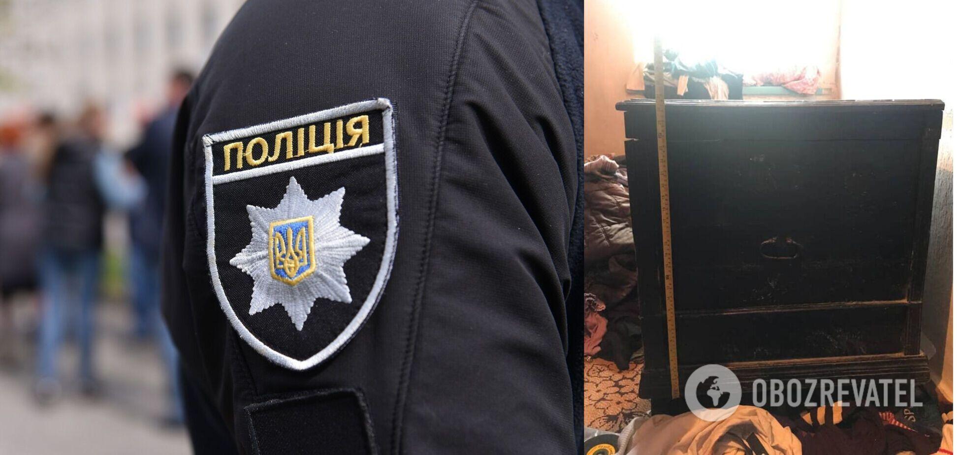 В Донецкой области трагически погибли двое детей: их нашли мертвыми в сундуке