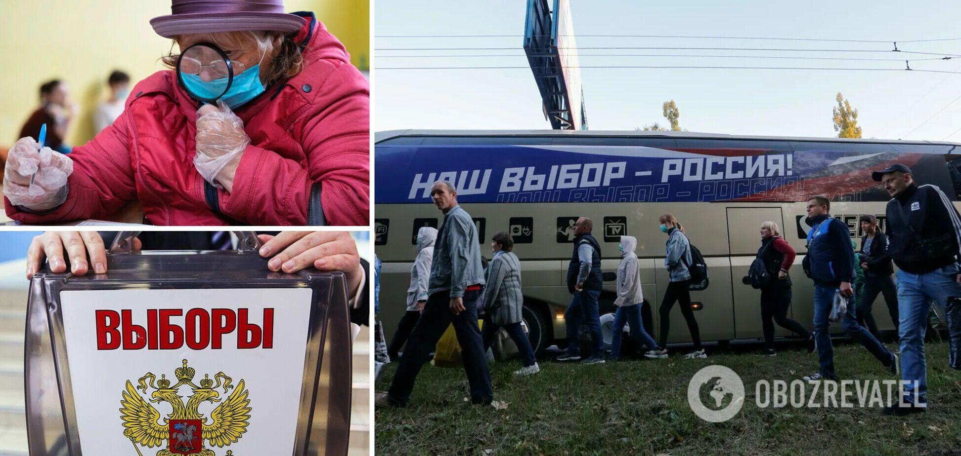 6 оснований для непризнания 'выборов' в Госдуму РФ
