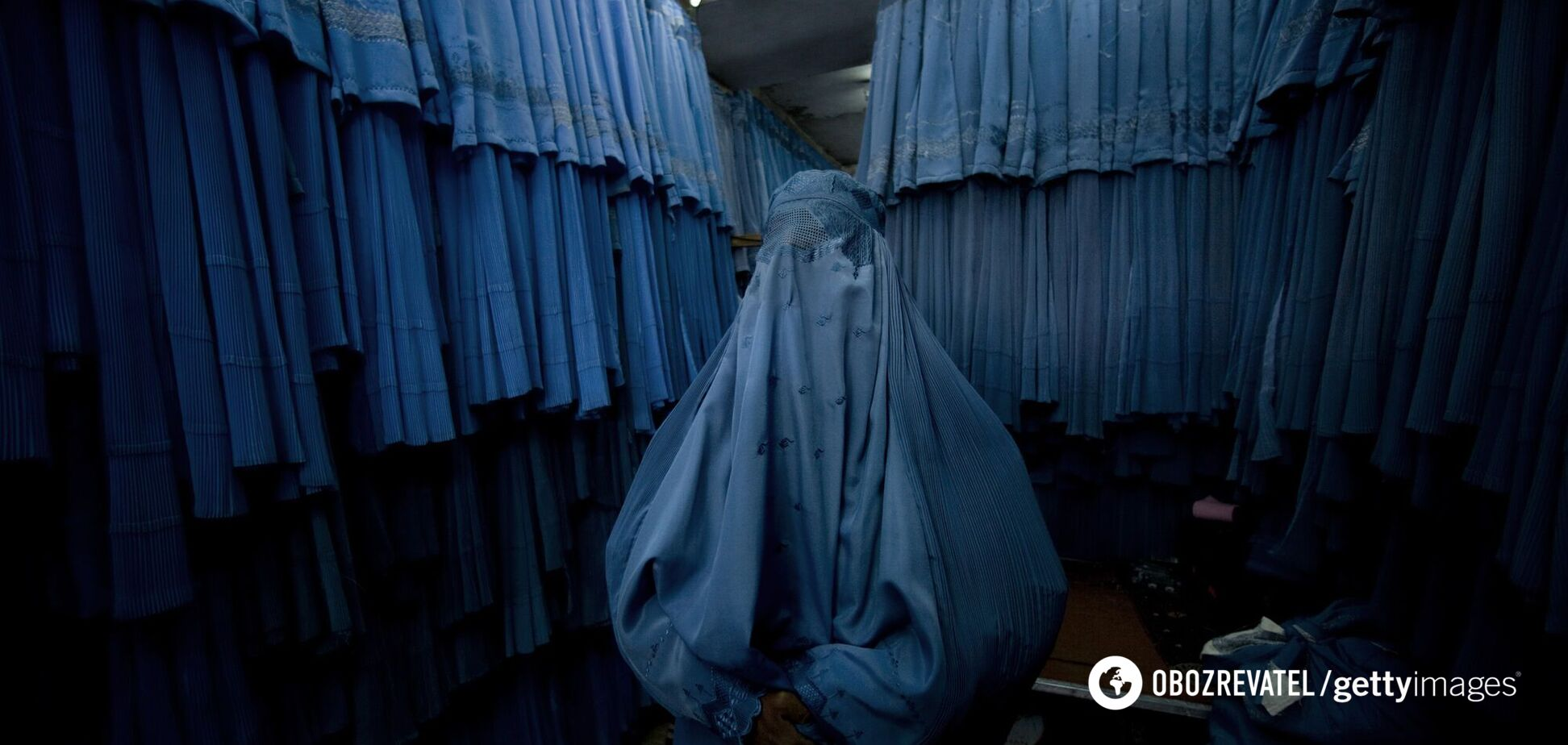 'Мэр' Кабула от 'Талибана' приказал женщинам-госслужащим оставаться дома