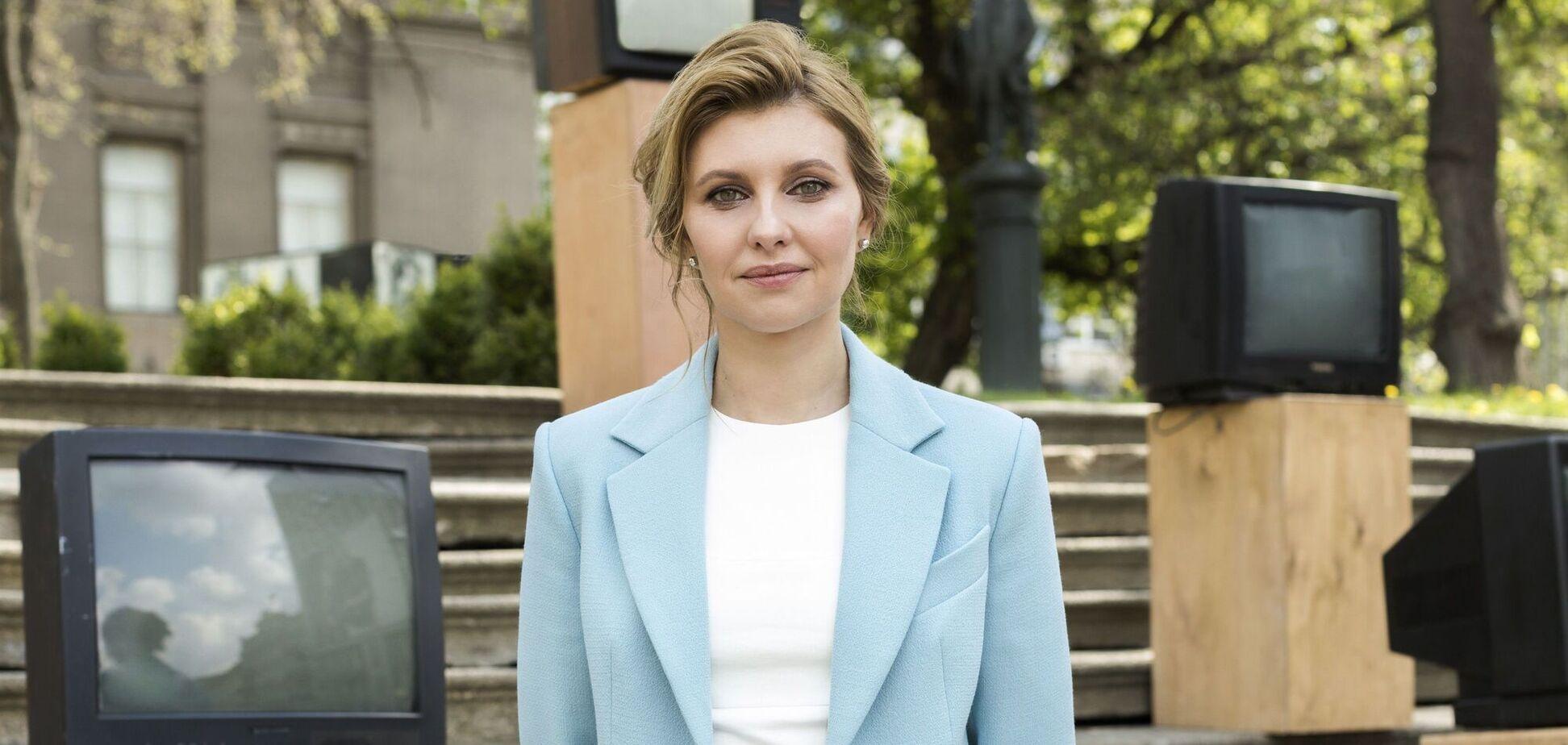 Олена Зеленська прикрасила обкладинку українського глянцю: фото викликало суперечки в мережі