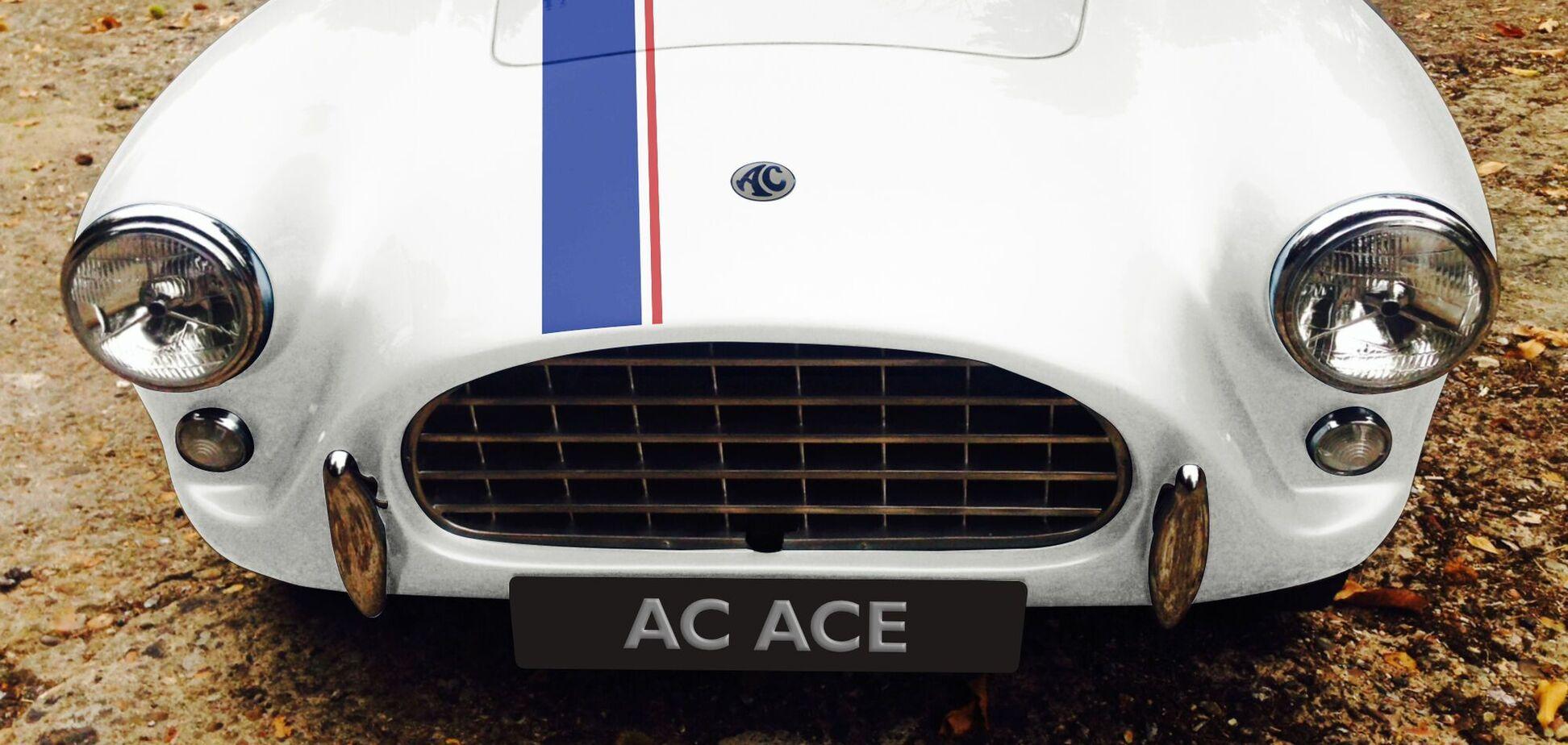AC Cars анонсувала електричний родстер Ace RS