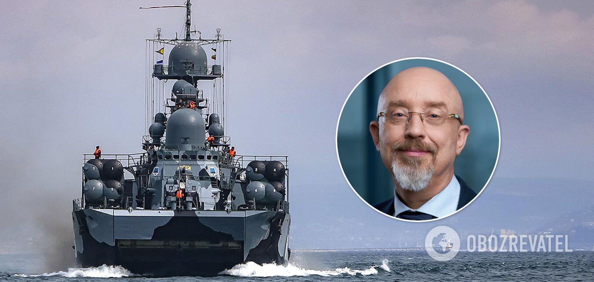 Росії потрібне не тільки Чорне море: Резніков назвав головну загрозу від розміщення ядерної зброї в Криму