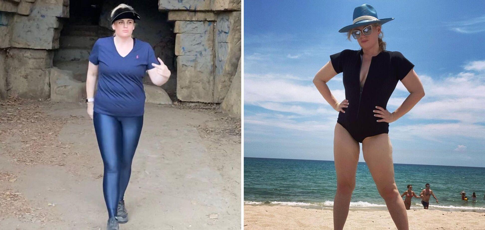 Дієта по методу Майера: як Ребель Вілсон вдалося схуднути на 20 кг. Фото до і після