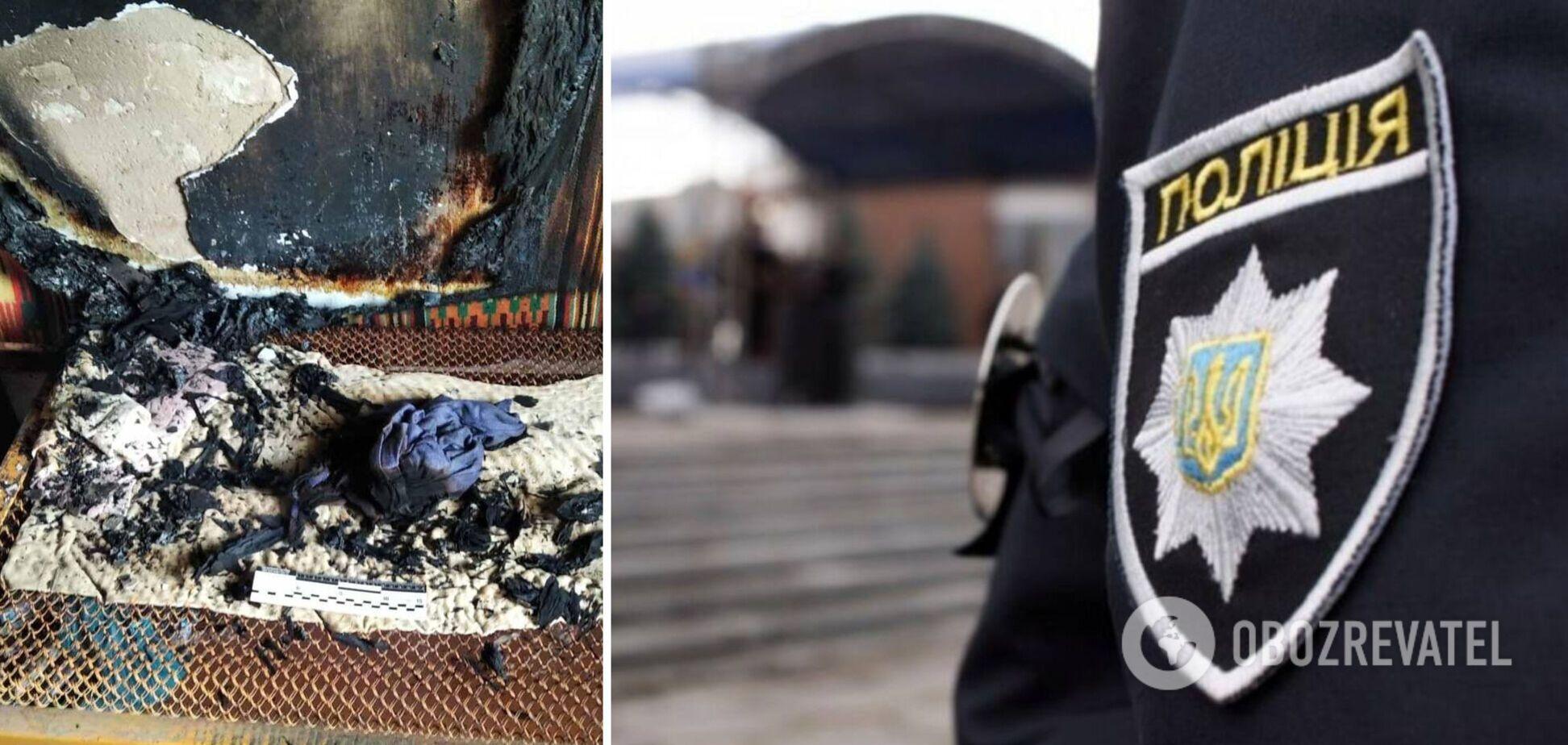 На Рівненщині чоловік облив племінника бензином і підпалив: у поліції розкрили деталі трагедії. Фото і відео