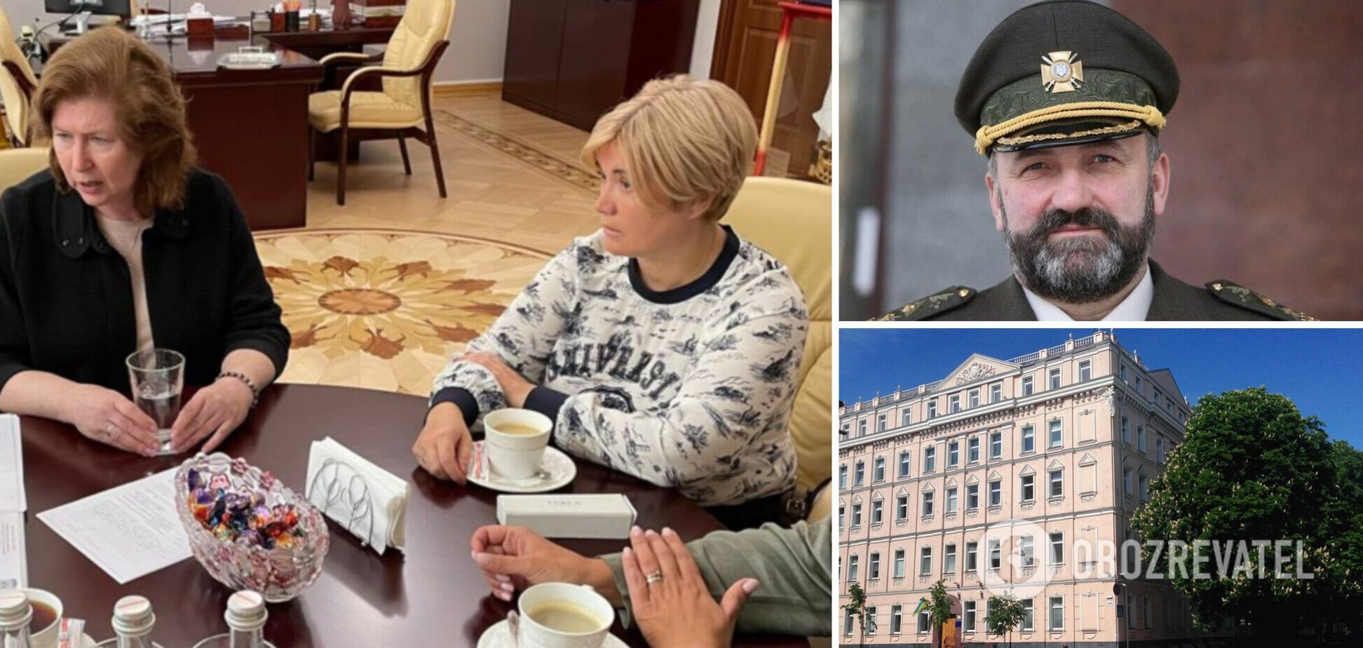 Депутатки 'ЕС' обратились к Людмиле Денисовой