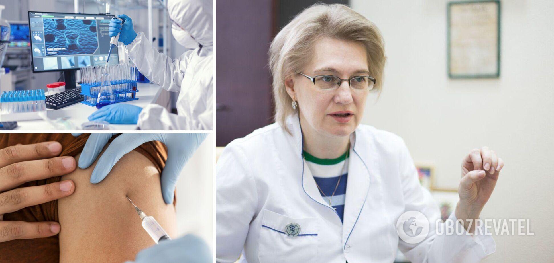 Кому потрібна третя доза вакцини і чим небезпечне примусове щеплення лікарів: ексклюзивне інтерв'ю Голубовської. Ч. 2