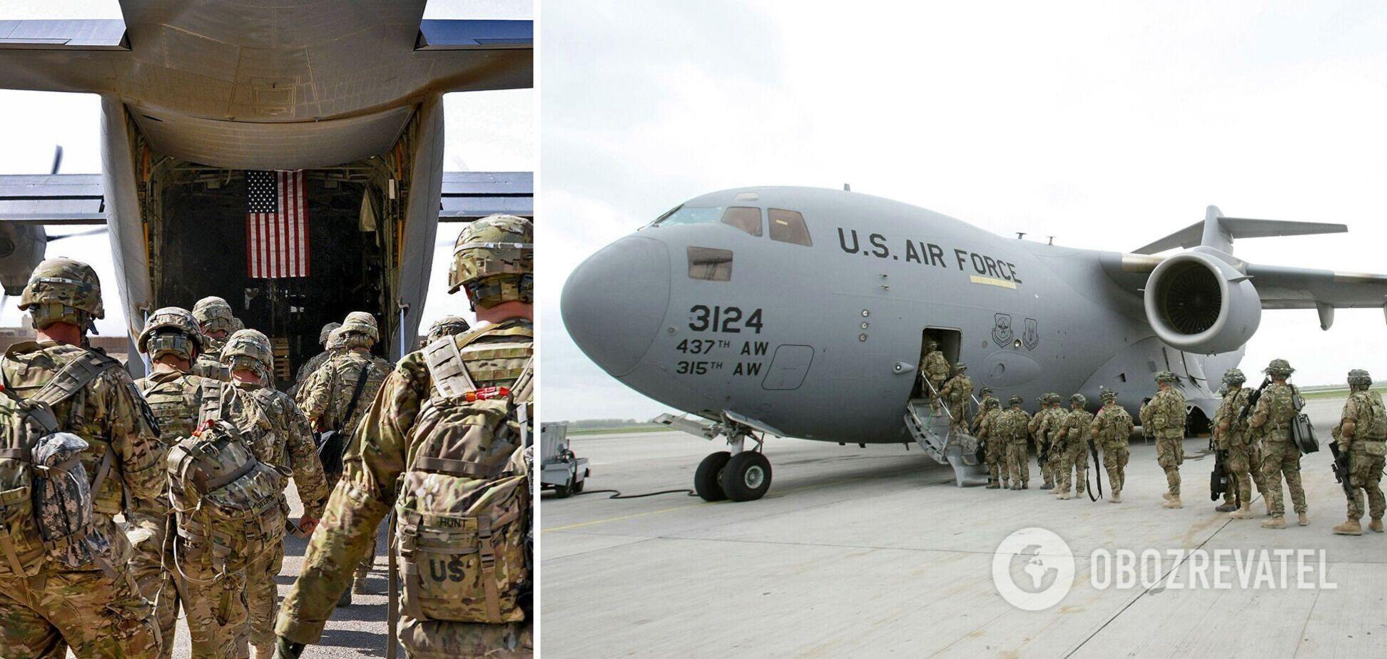 Евакуація США з Кабула