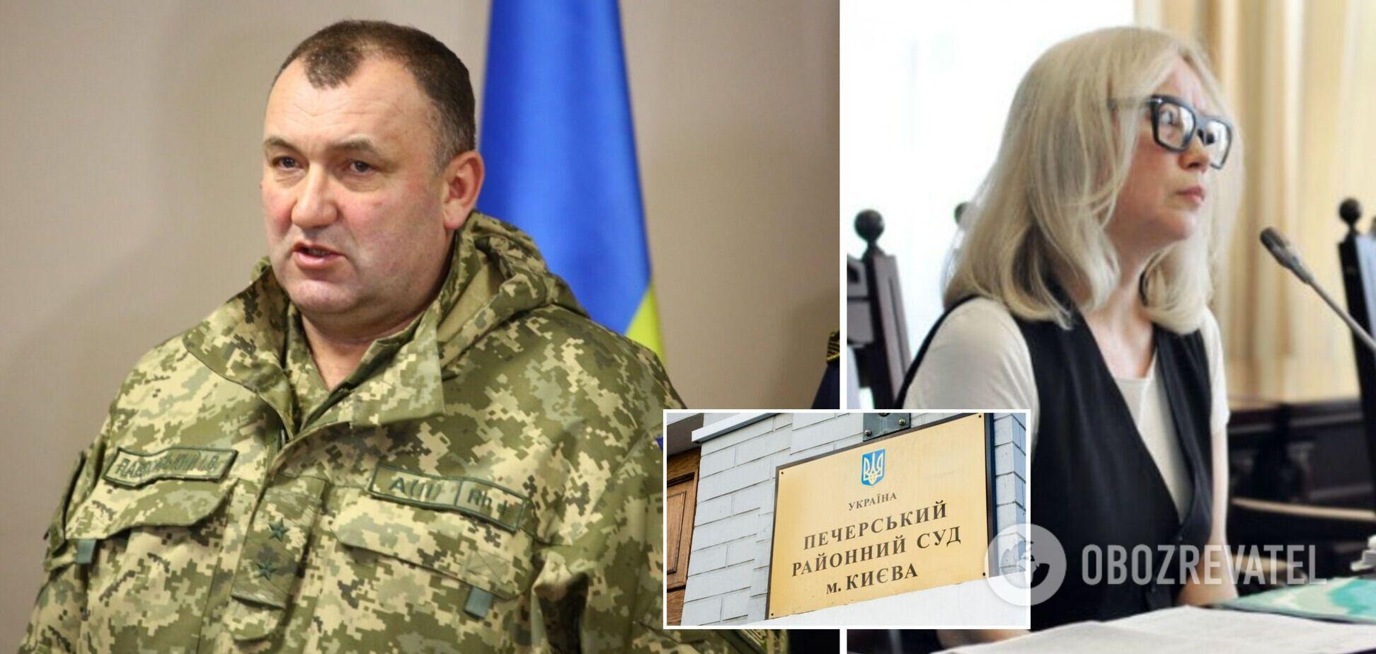 До судді Волкової, яка продовжила арешт генералу Павловському, немає довіри, а її рішення незаконне, – адвокатка
