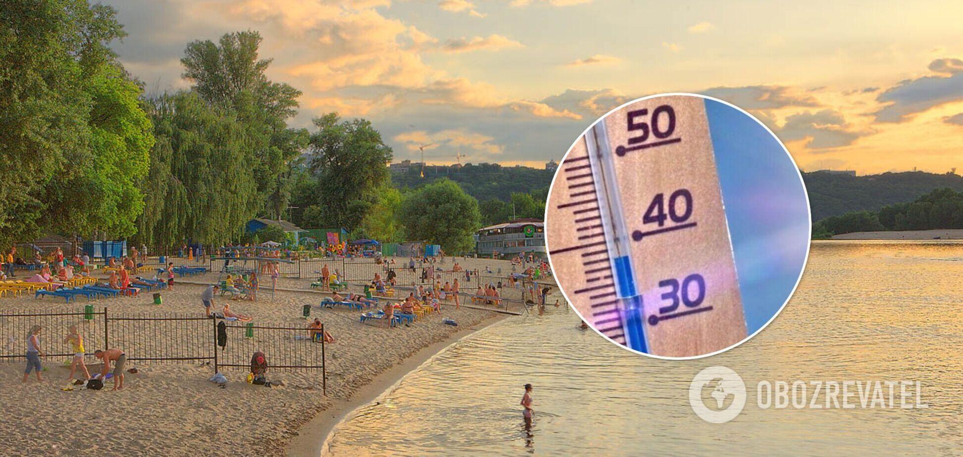 Июнь оказался на втором месте среди самых теплых с 1891 года