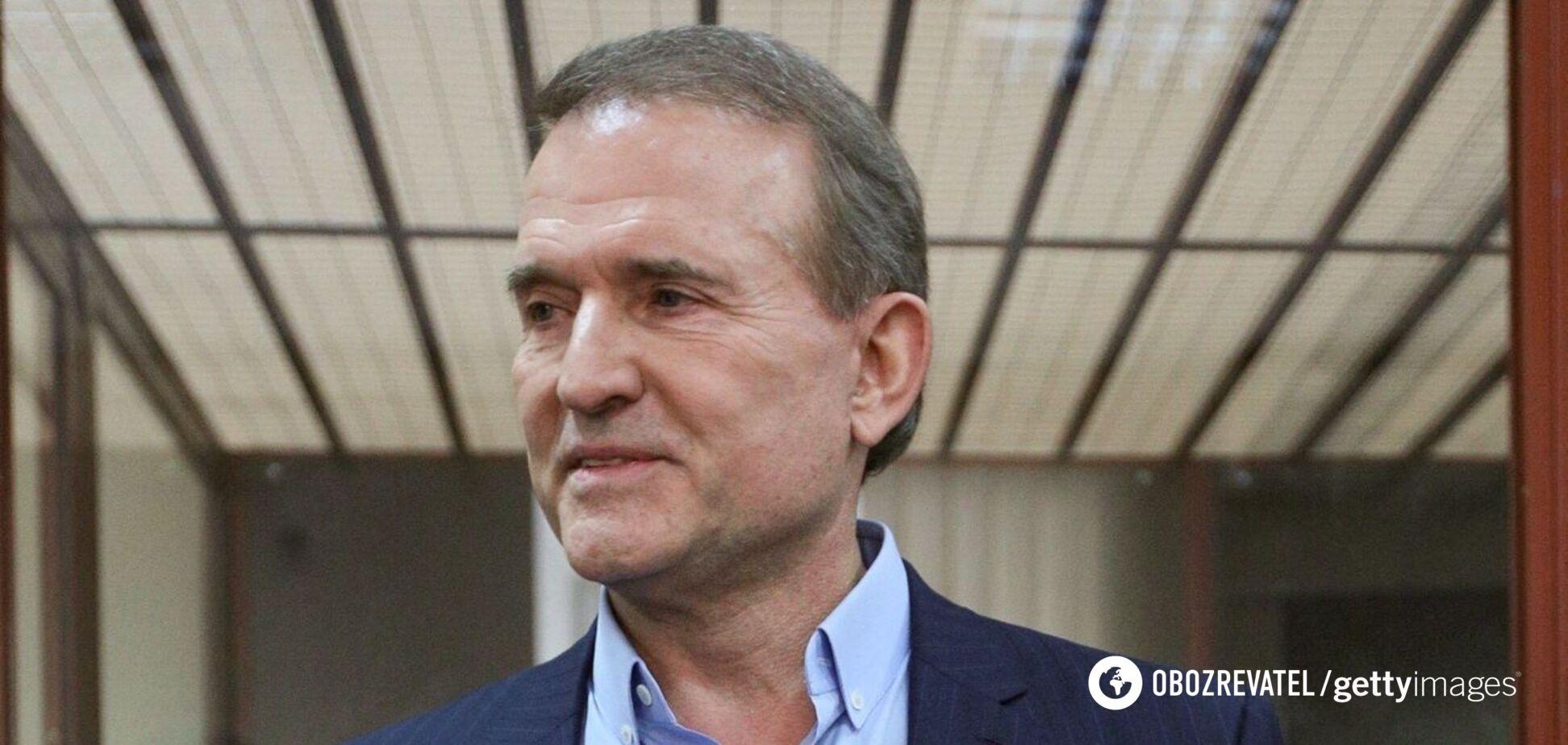 Суд залишив Медведчука під домашнім арештом. Фото та відео