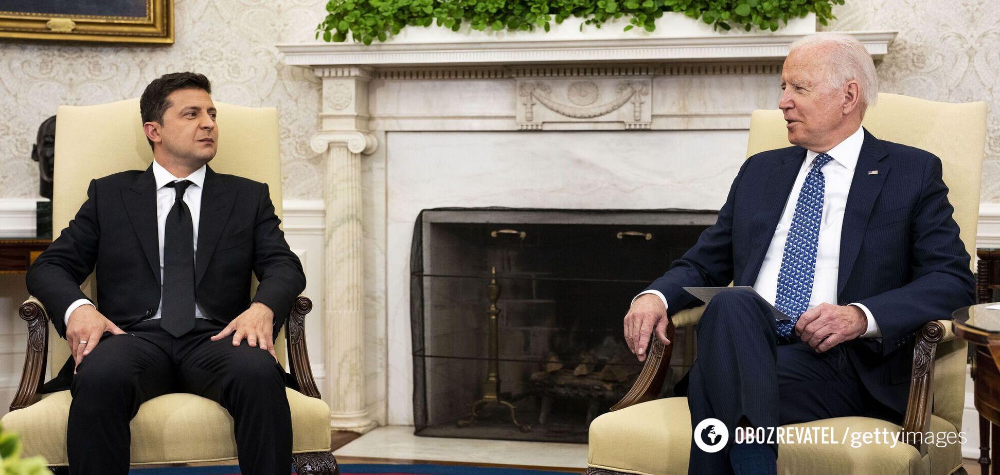 Зеленський про переговори з Байденом щодо 'Північного потоку-2': я вважаю, що це велика перемога