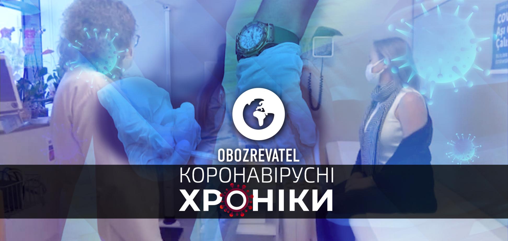 Третій антикоронавірусний укол усім охочим в Ізраїлі, а у Туреччині планують ввести нові правила для громадян і туристів – коронавірусні хроніки