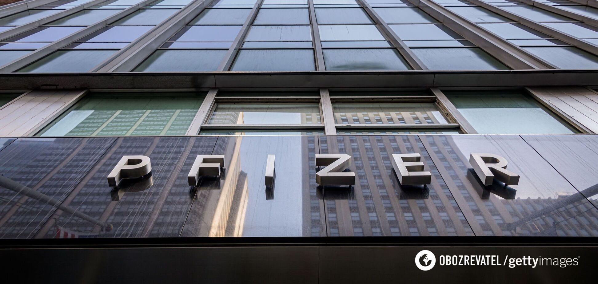 Компания Pfizer начала финальную стадию испытаний таблеток от COVID-19