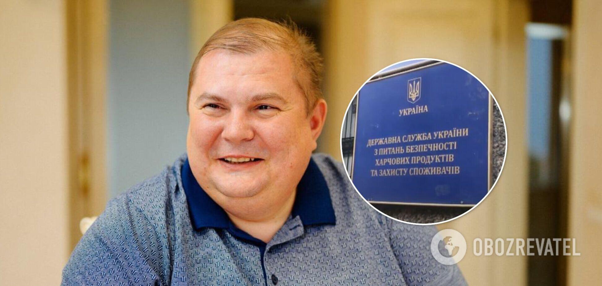 Экс-глава Одесской таможни Пудрик получил новую 'хлебную' должность. Фото