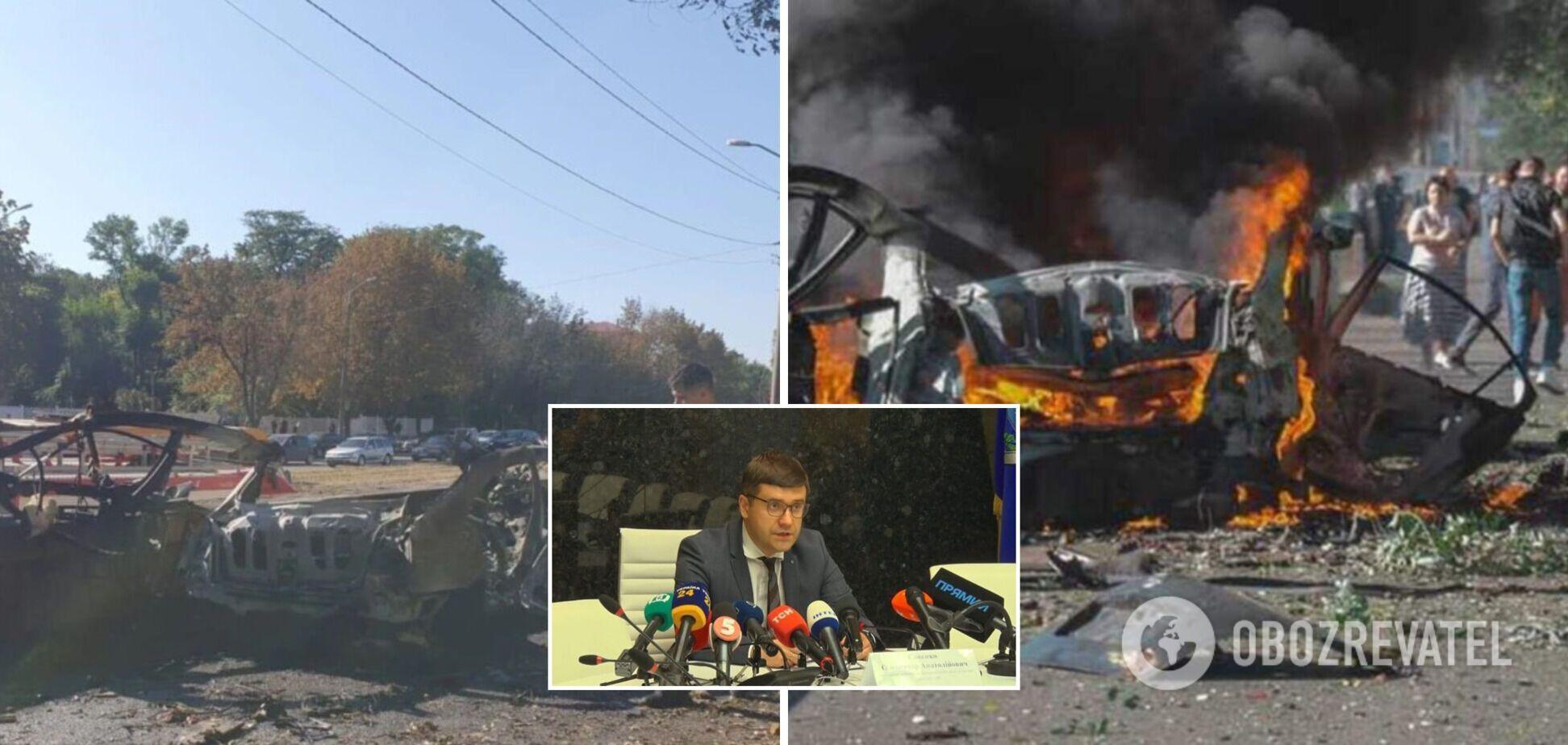 В прокуратуре назвали две версии теракта в Днепре: среди них – личная неприязнь