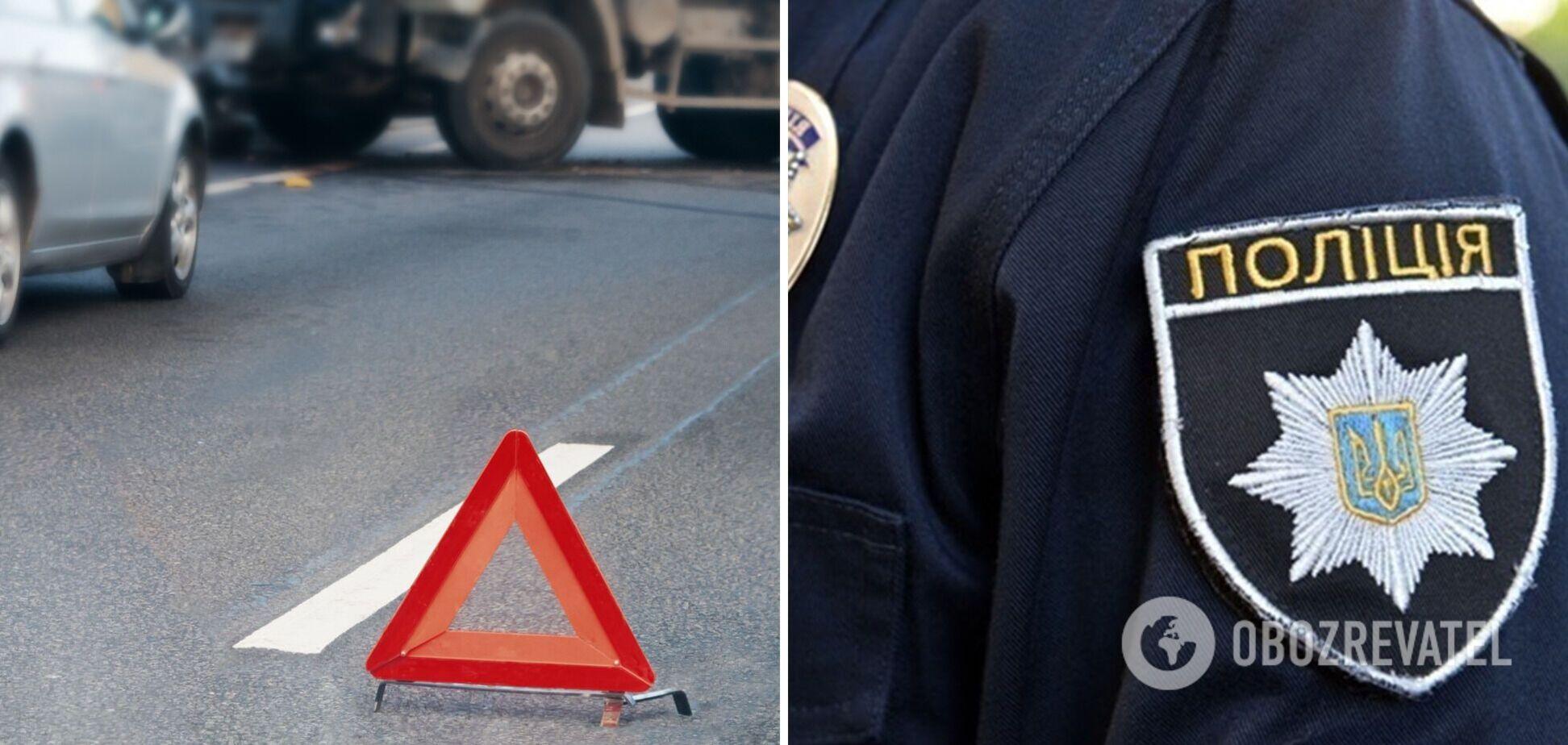 На Буковині в ДТП за участю мотоцикла та мікроавтобуса загинули двоє людей. Фото