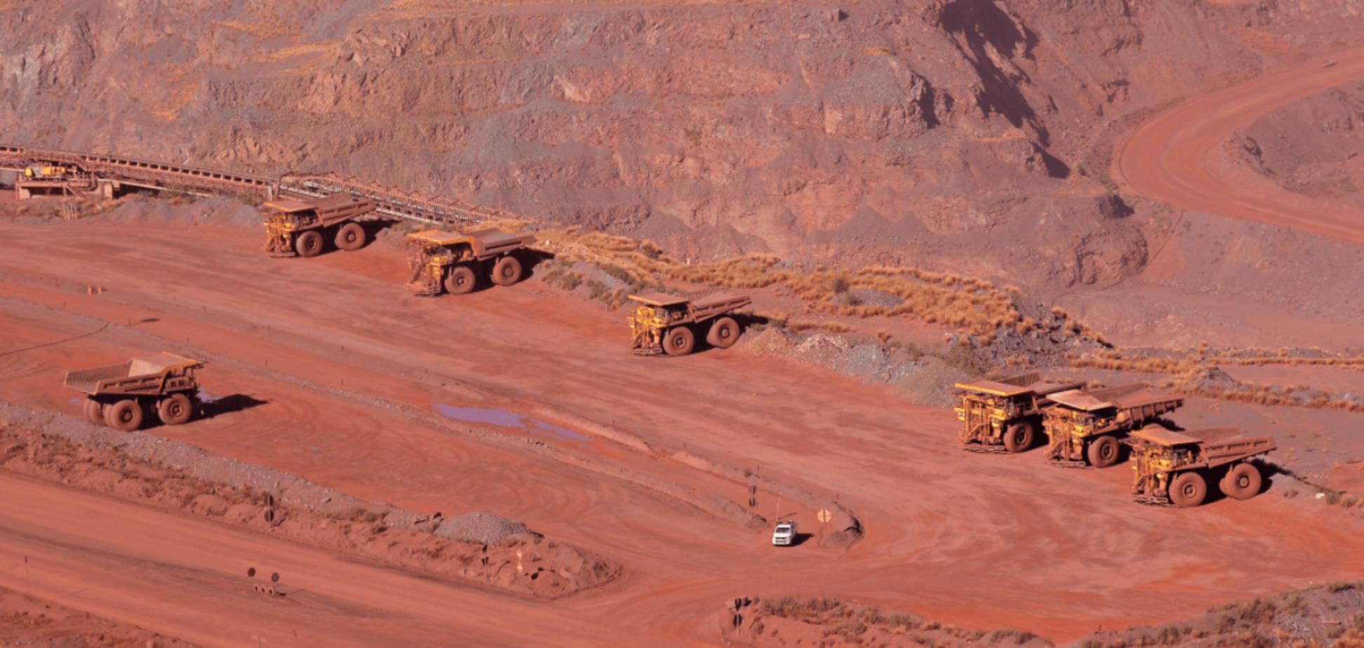 Ціни на залізну руду в Китаї впали на 16,5% за тиждень: у чому причина